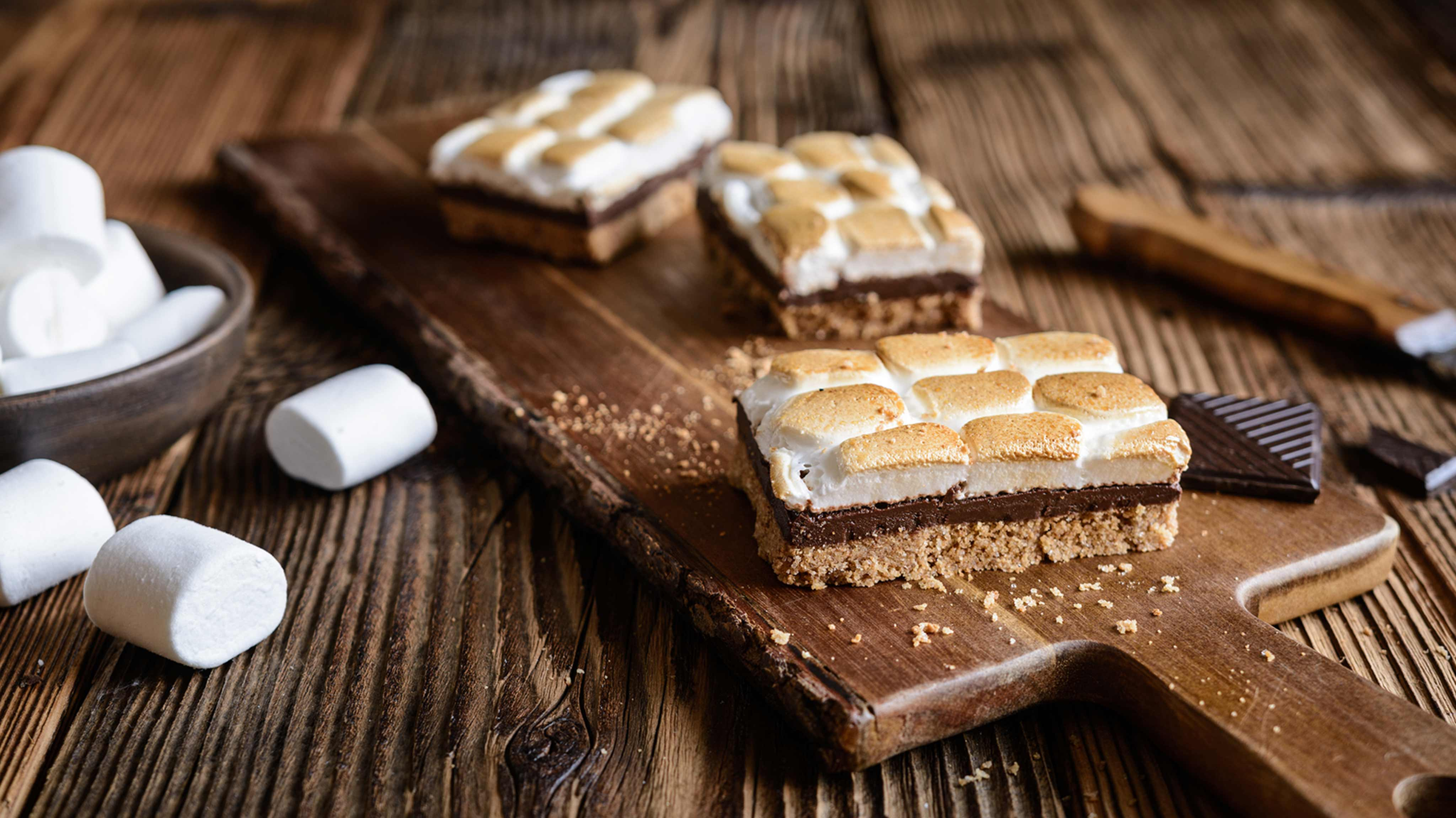 Image for Recipe S'mores Bars