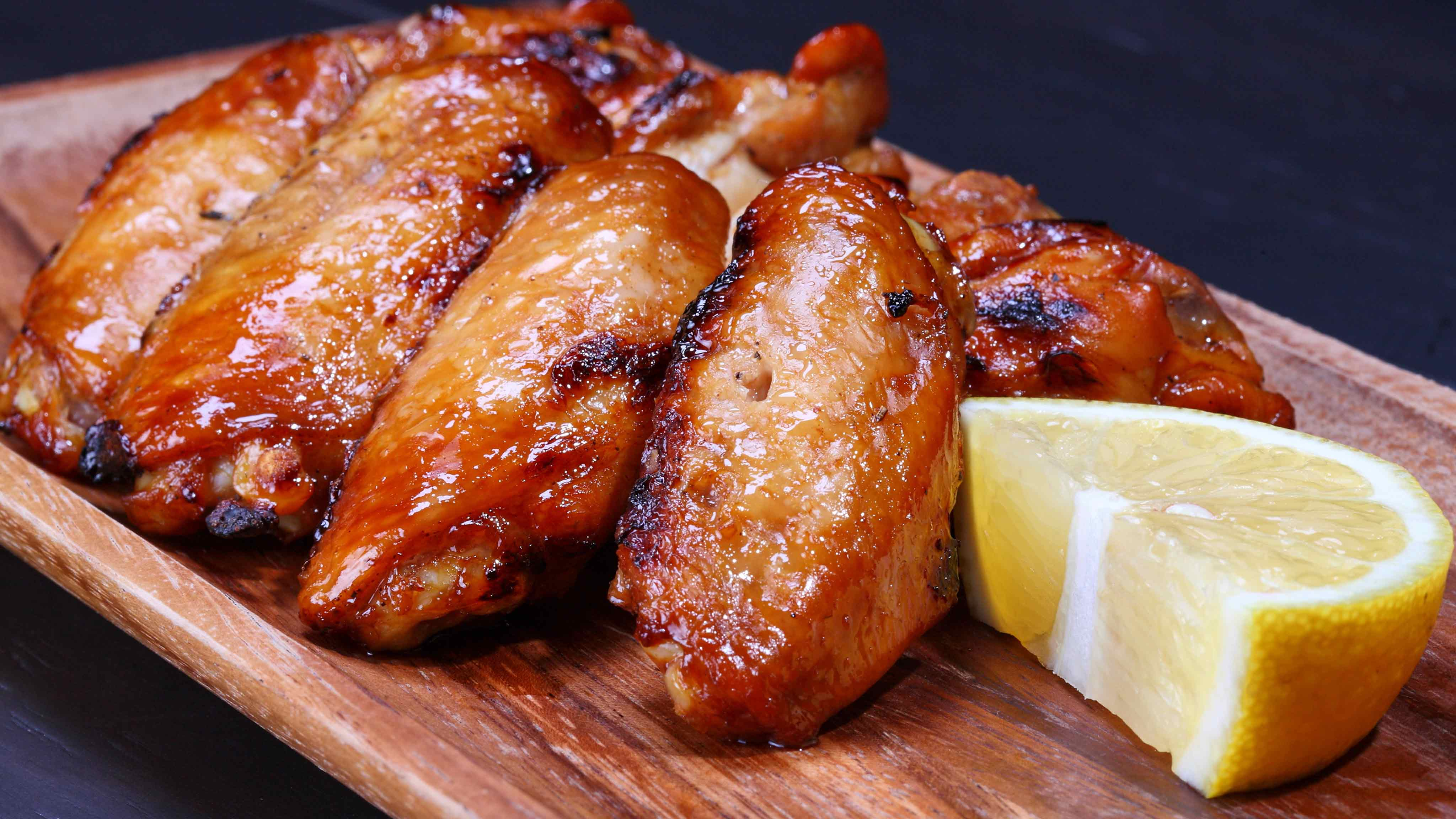 Image for Recipe Santa Fe Chicken Wings