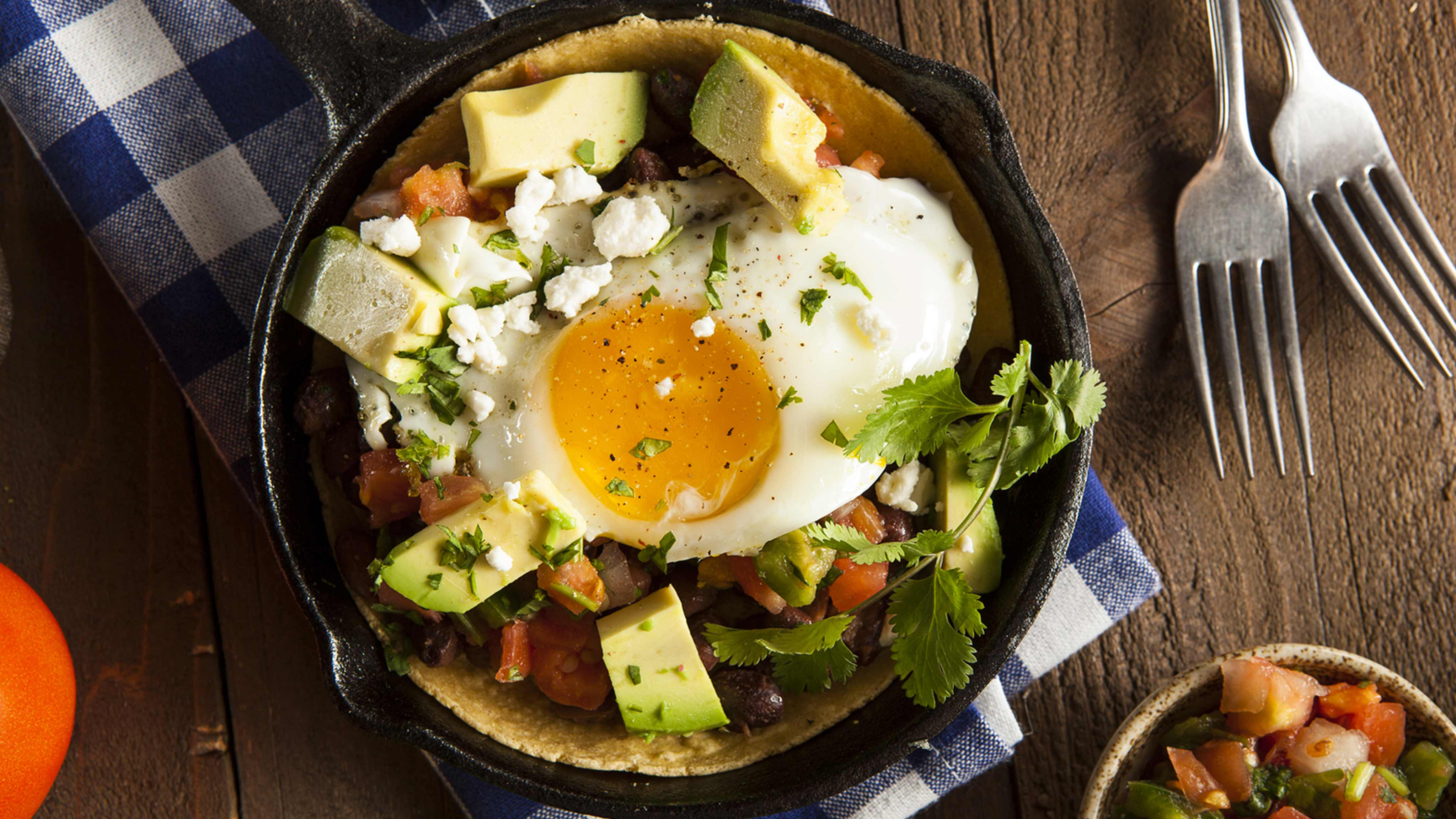 Image for Recipe Huevos Rancheros