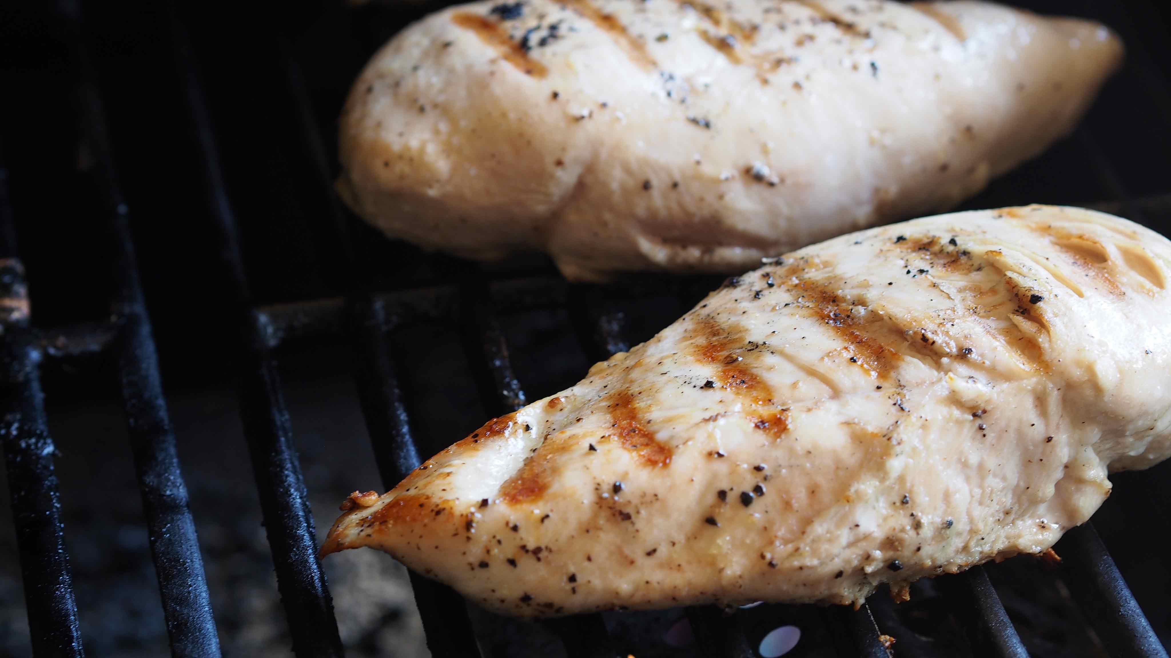 Image for Recipe Grilled Marinated Chicken Breasts