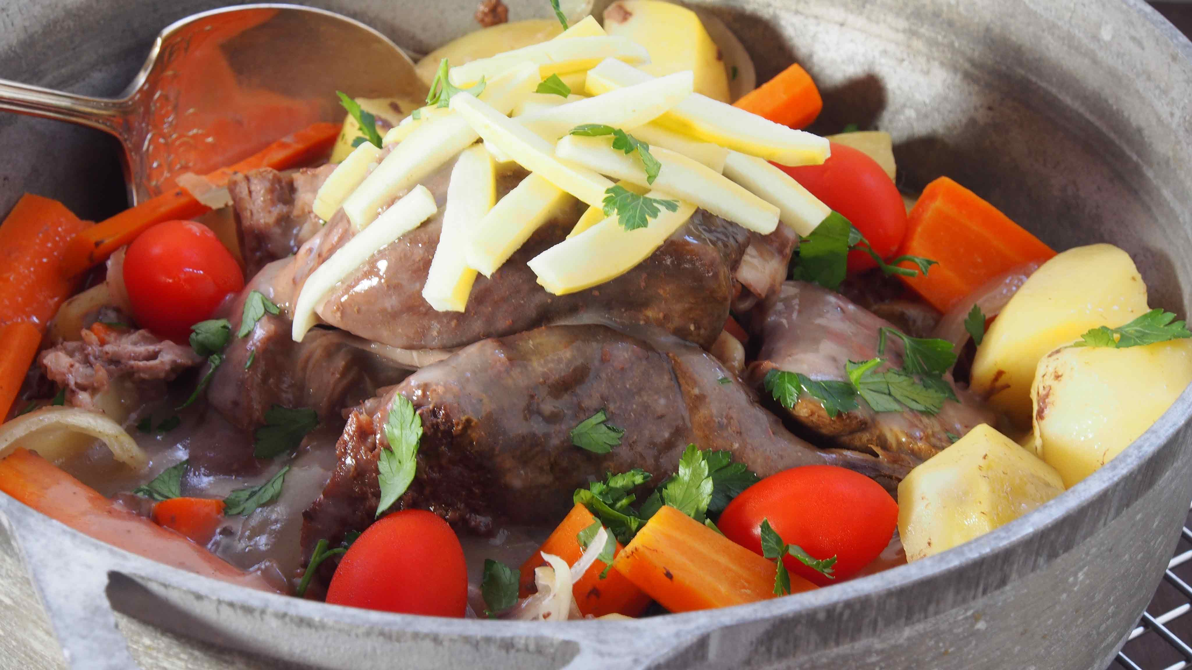 Image for Recipe Savory Pot Roast