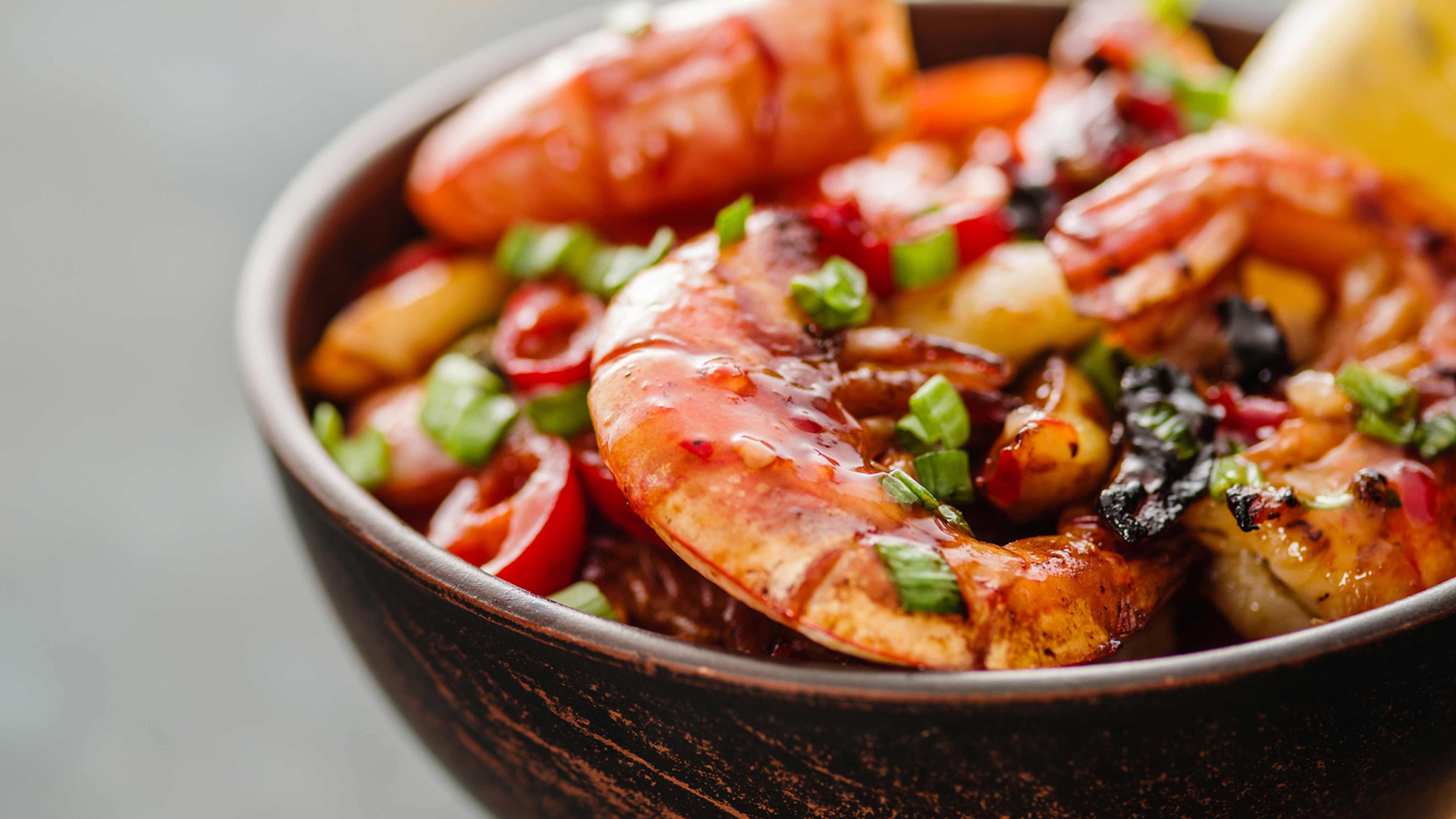 Image for Recipe New Orleans Shrimp Appetizer