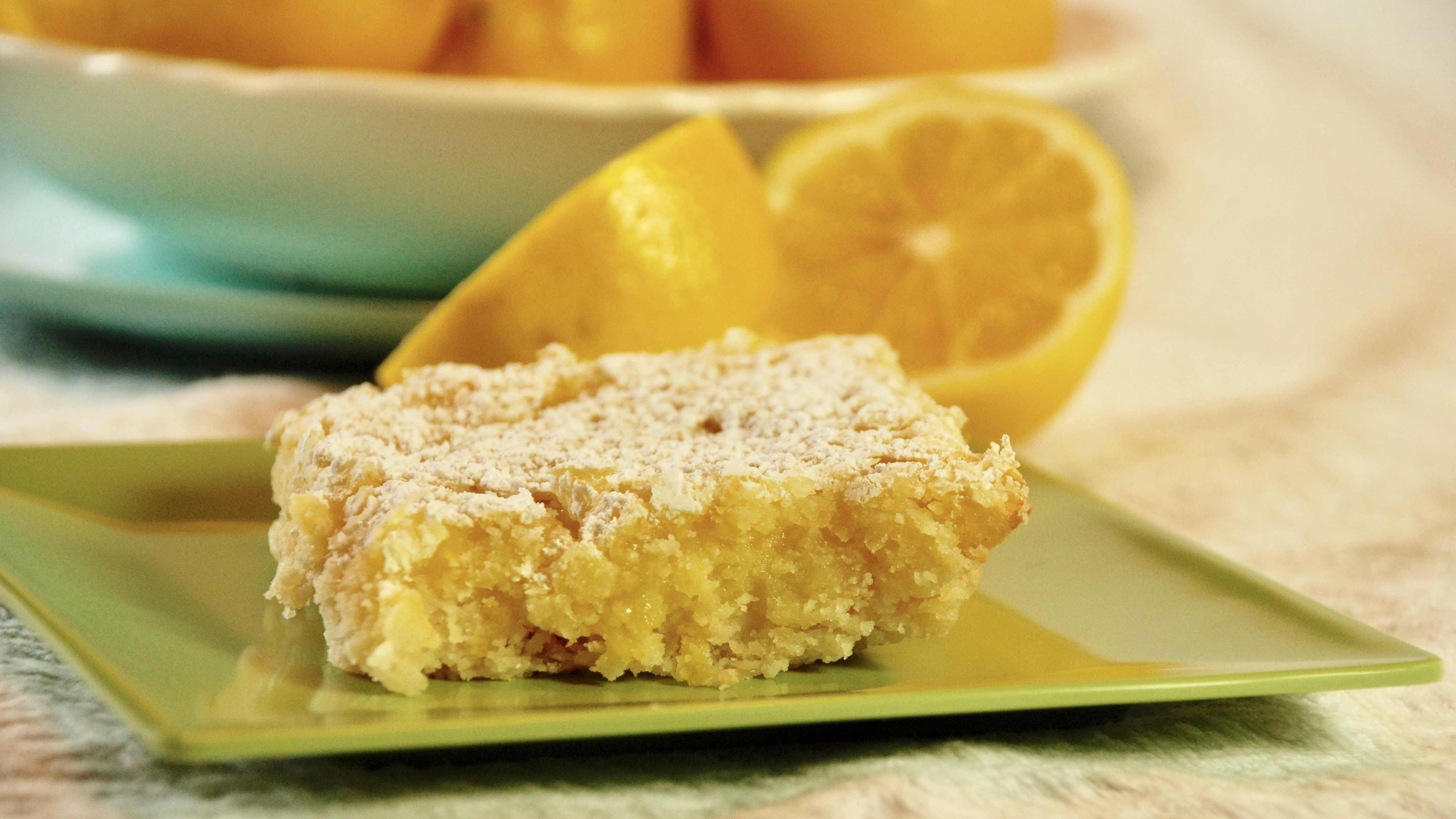 Image for Recipe Lemon Bars