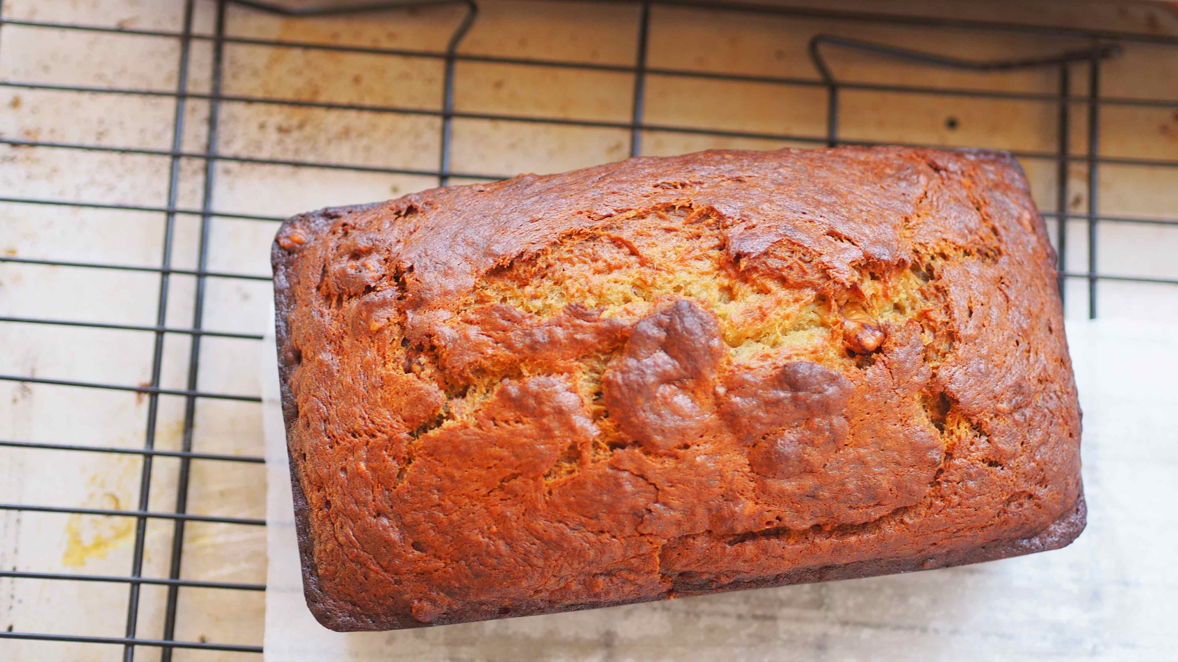 Image for Recipe Banana Pecan Bread