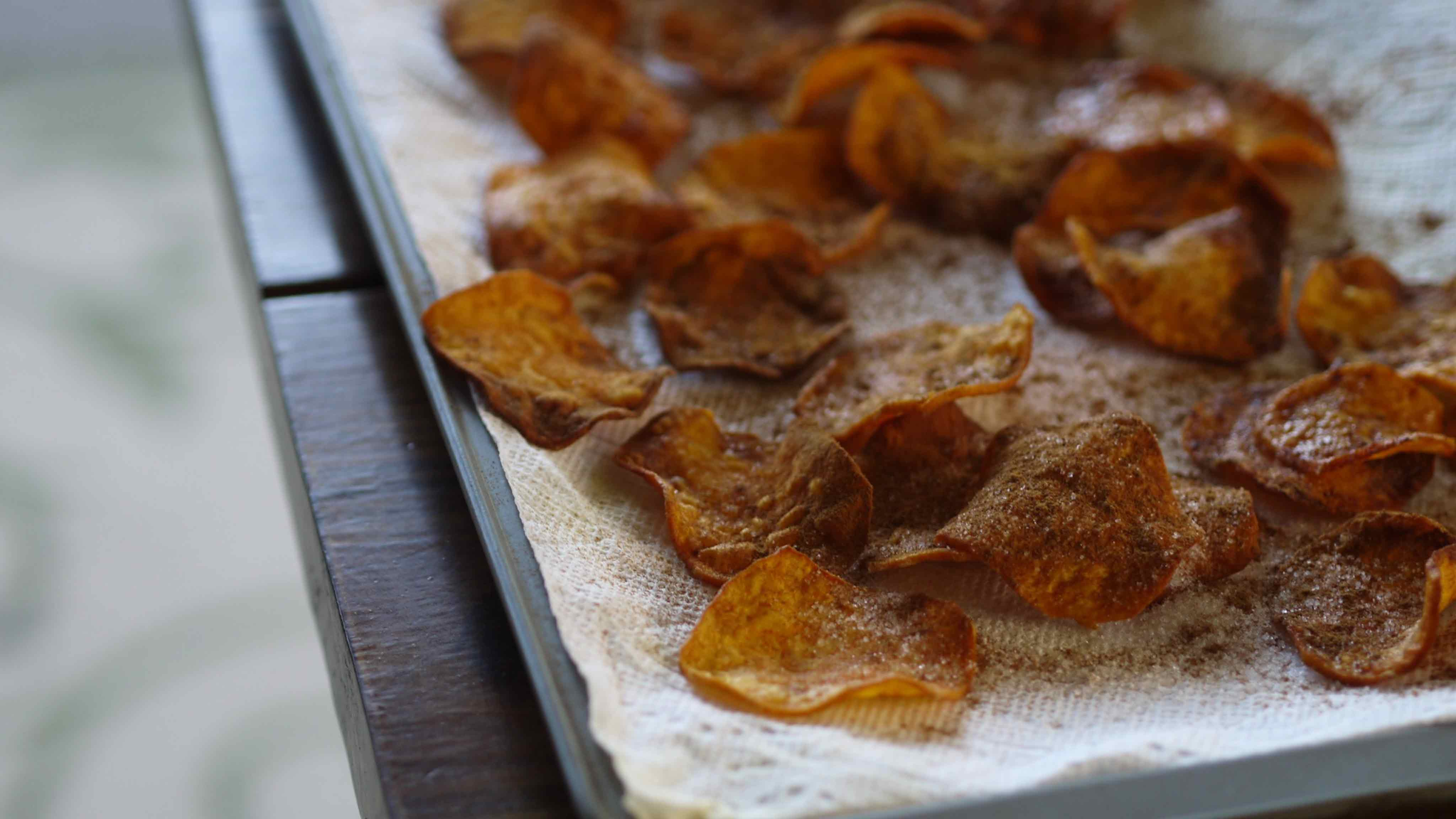 Image for Recipe Sweet Potato Chips