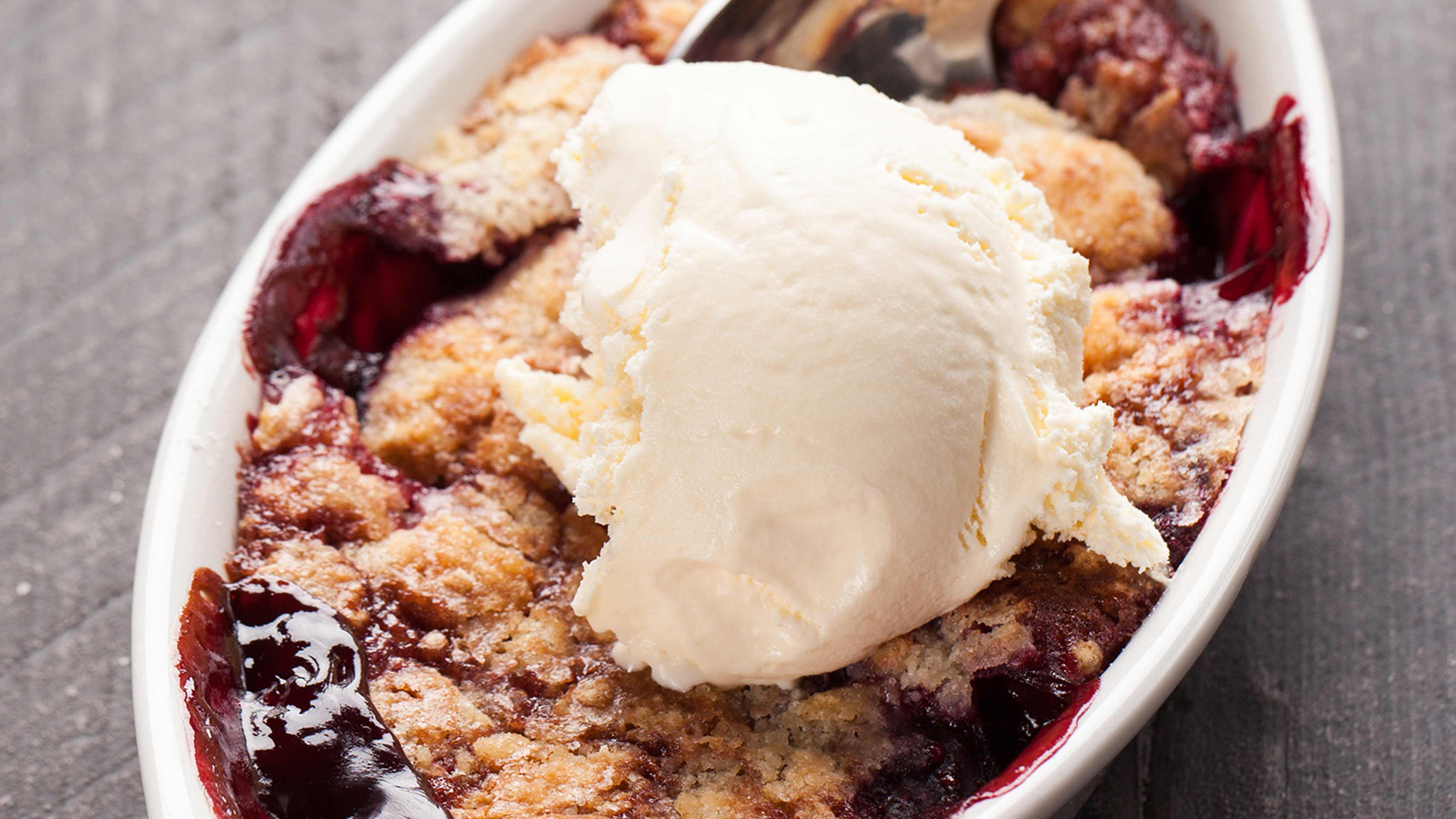 Image for Recipe Berry Cobbler