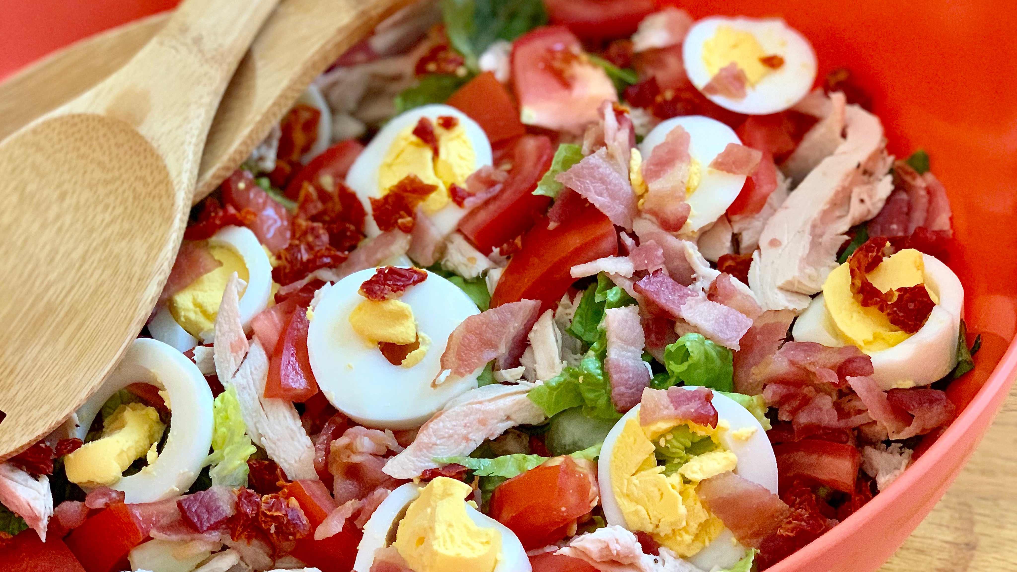 Image for Recipe BLT Chicken Salad
