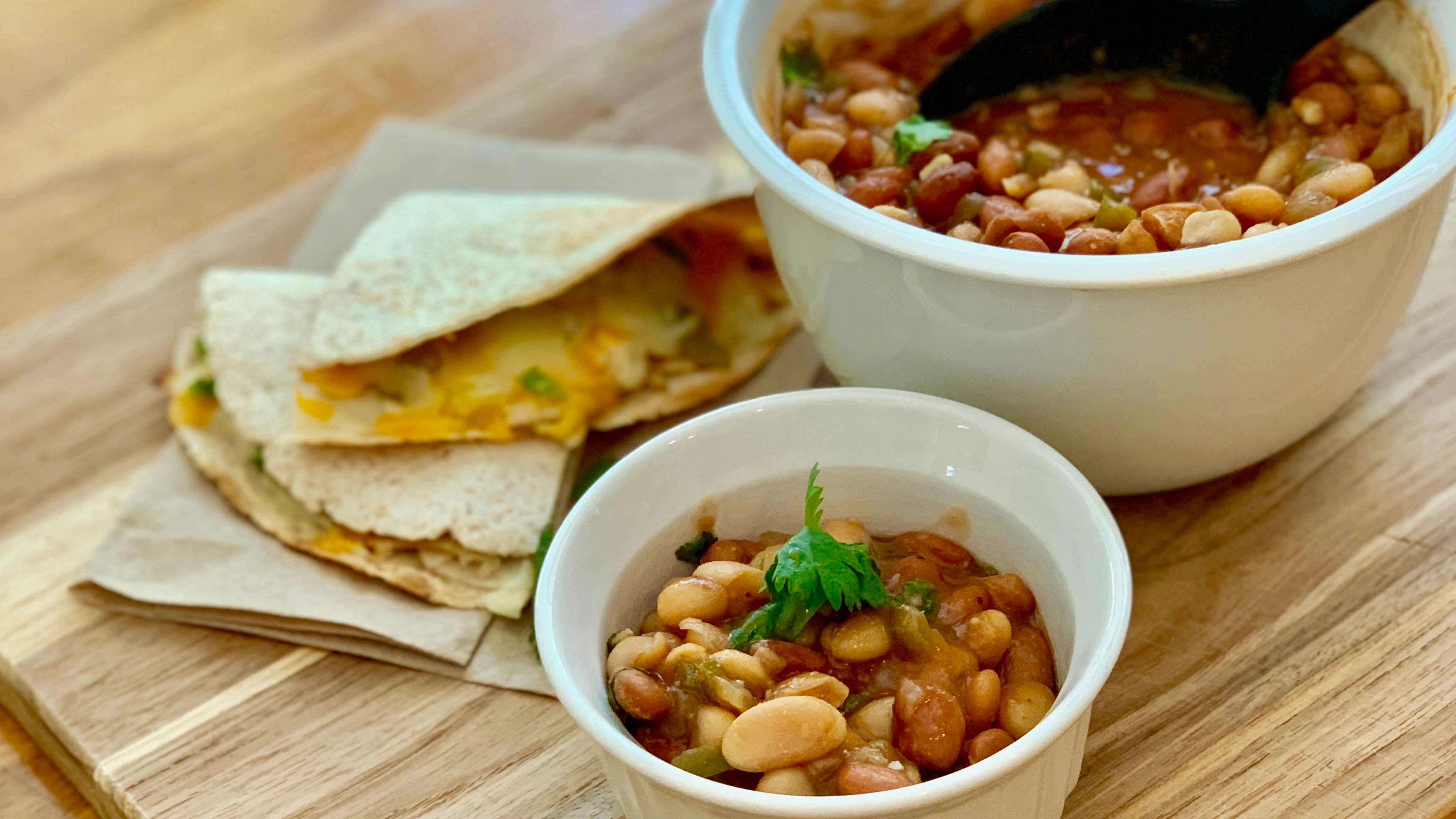 Image for Recipe Beer Simmered Barbecue Beans
