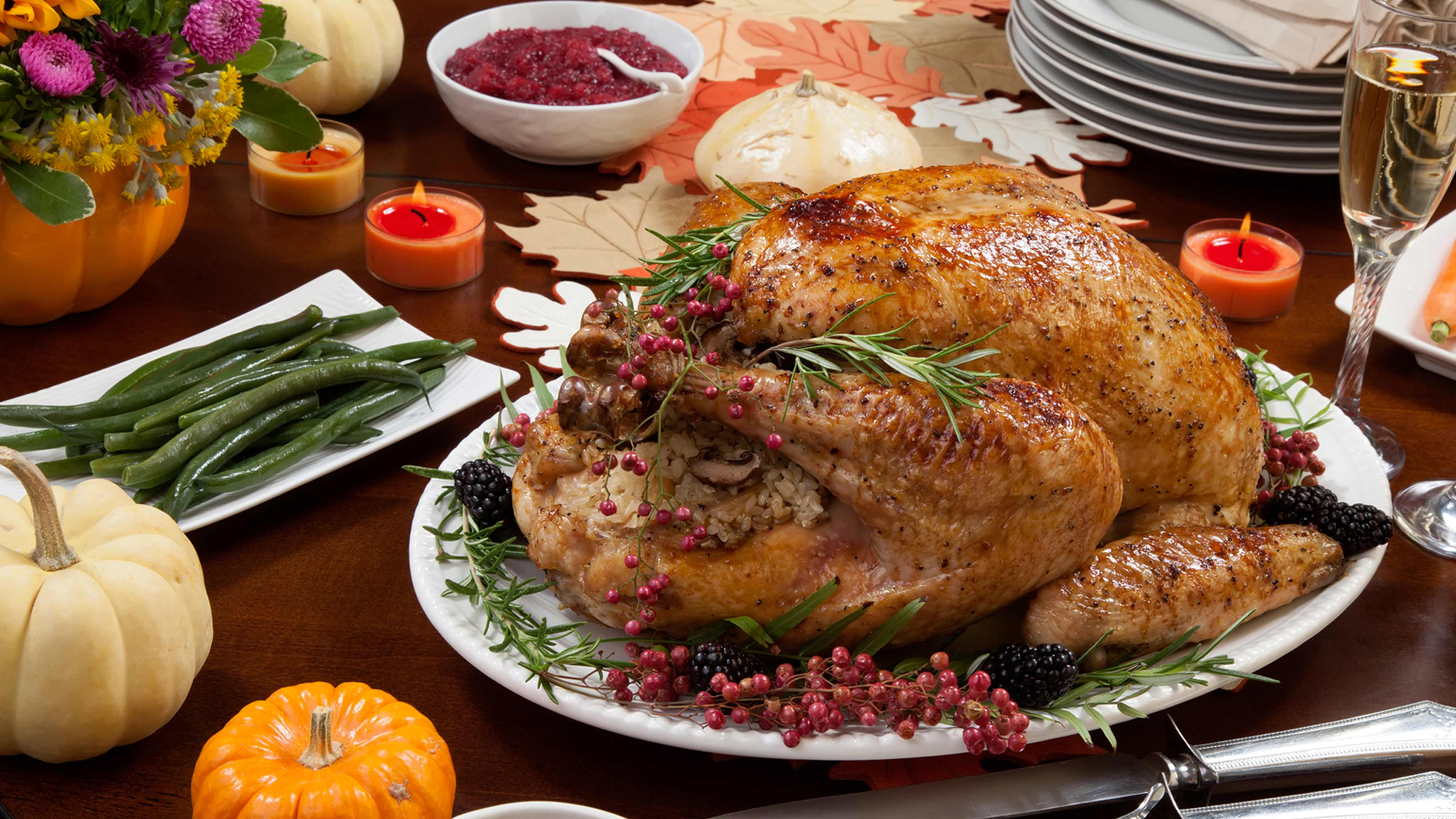 Image for Recipe Herb Marinated Turkey