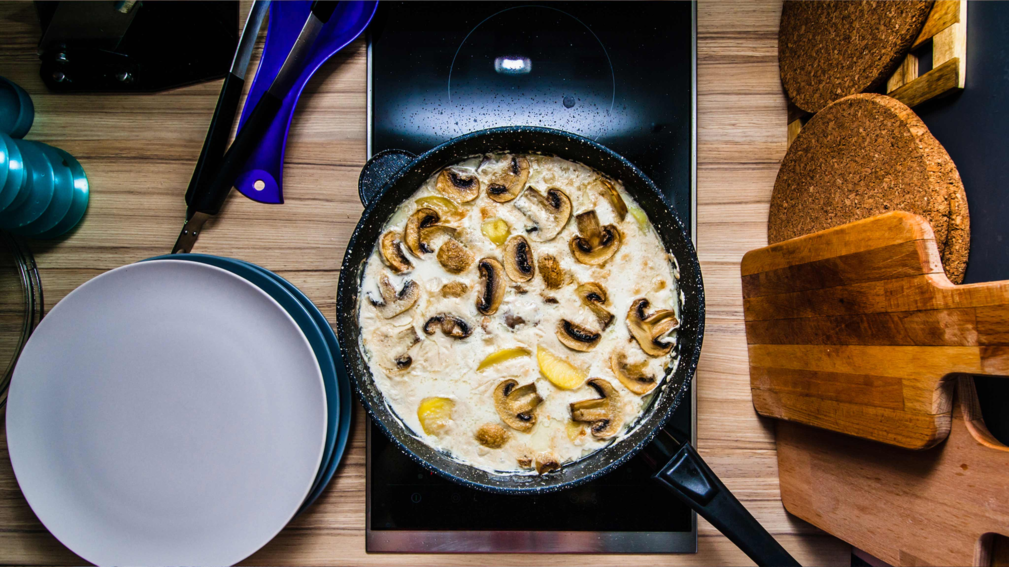 Image for Recipe Mushroom Gravy