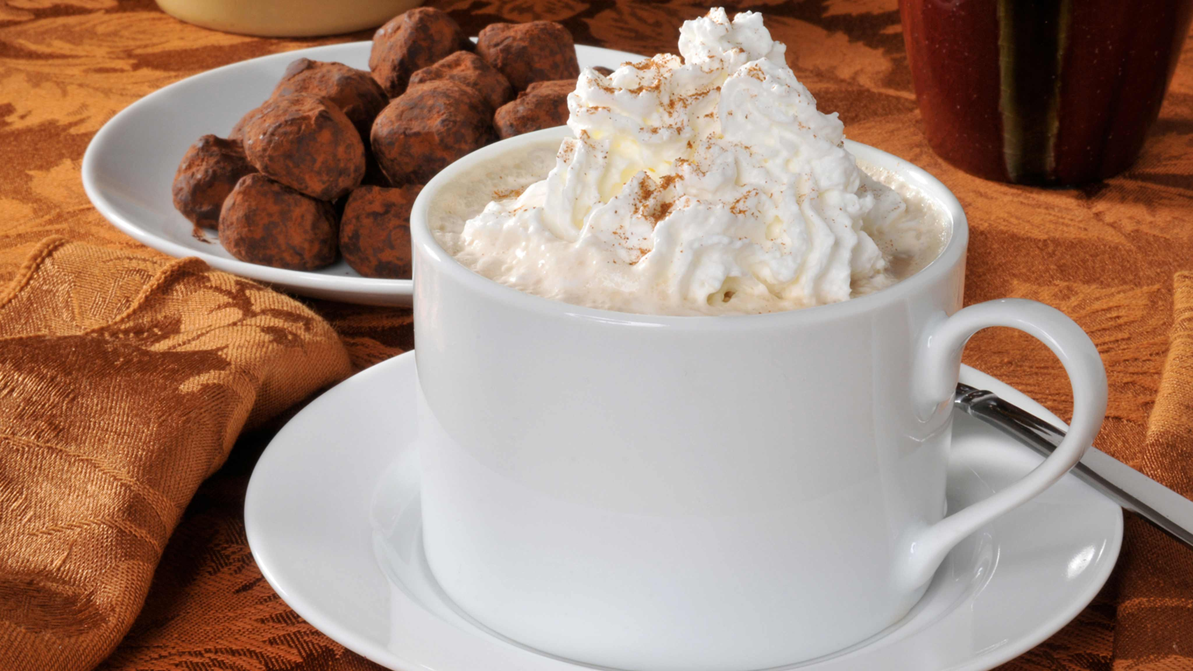 Image for Recipe Grown Up Hot Chocolate