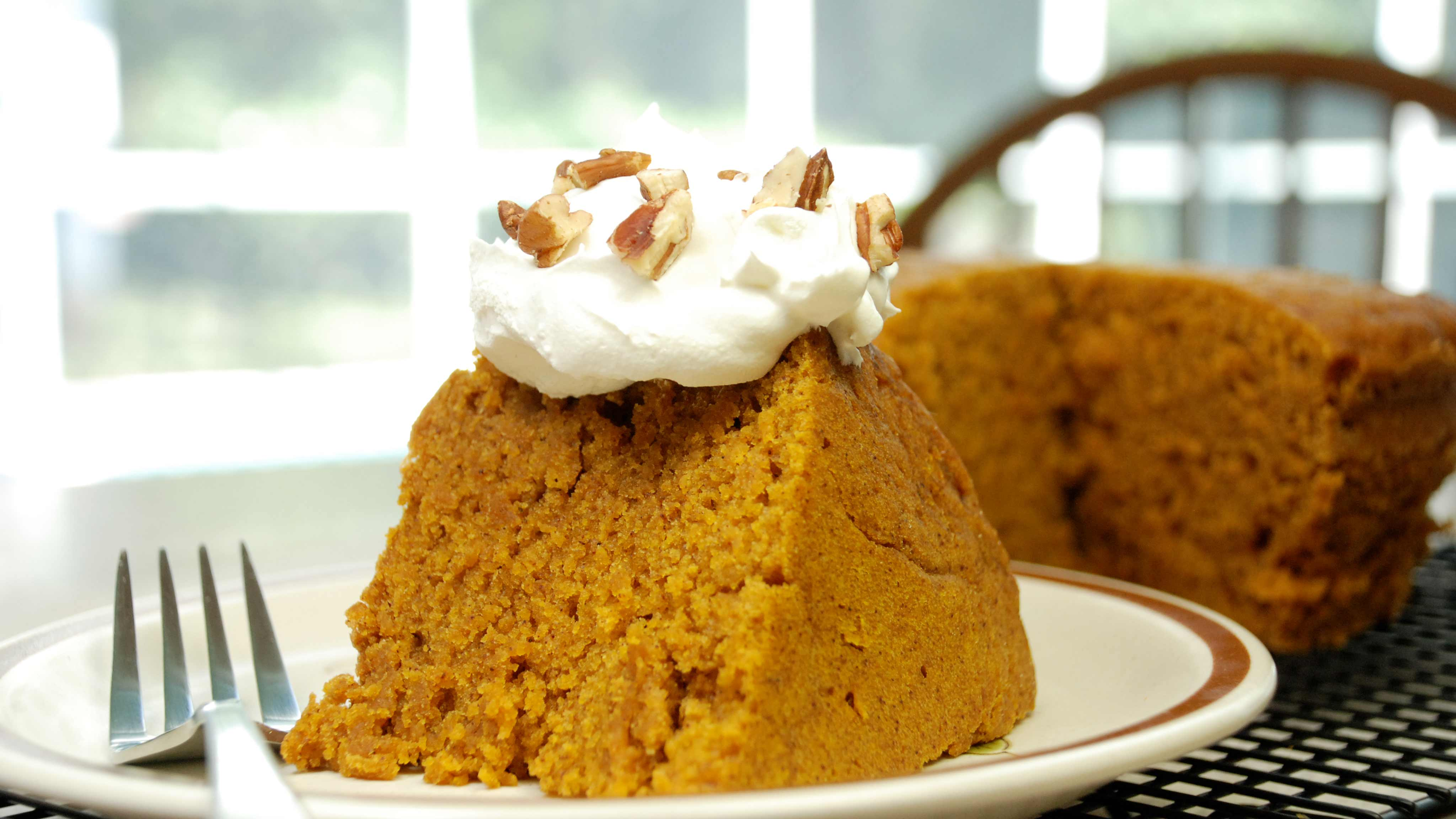 Image for Recipe Slow Cooker Pumpkin Bread