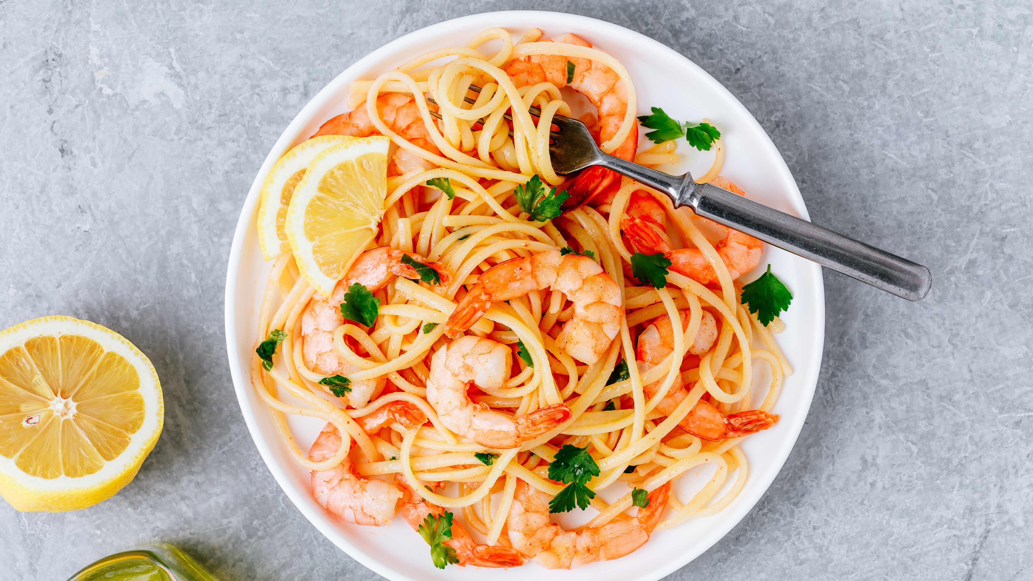 Image for Recipe Shrimp Scampi