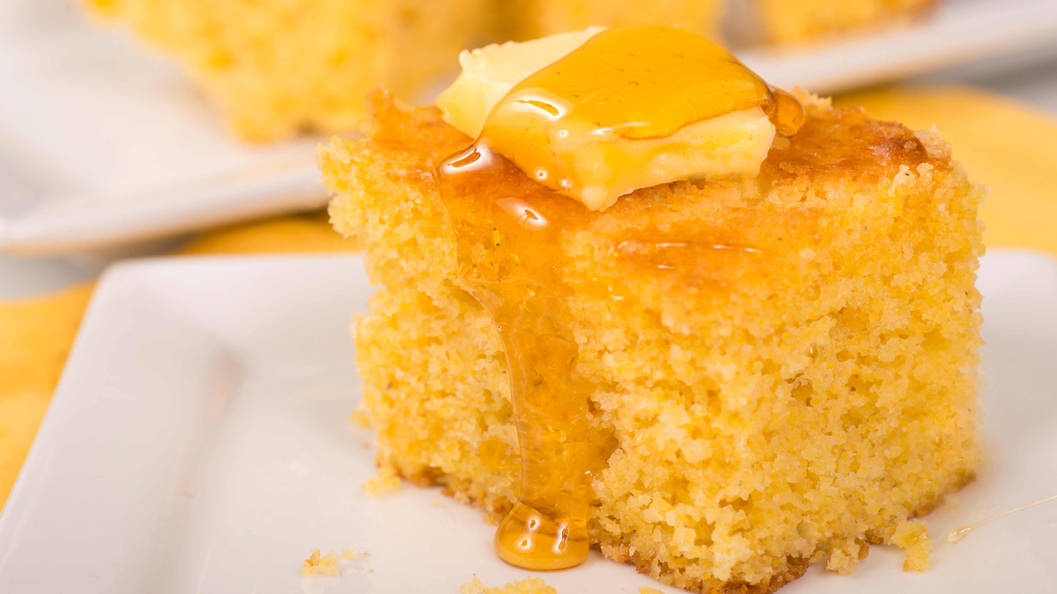 Image for Recipe Cornbread (traditional)