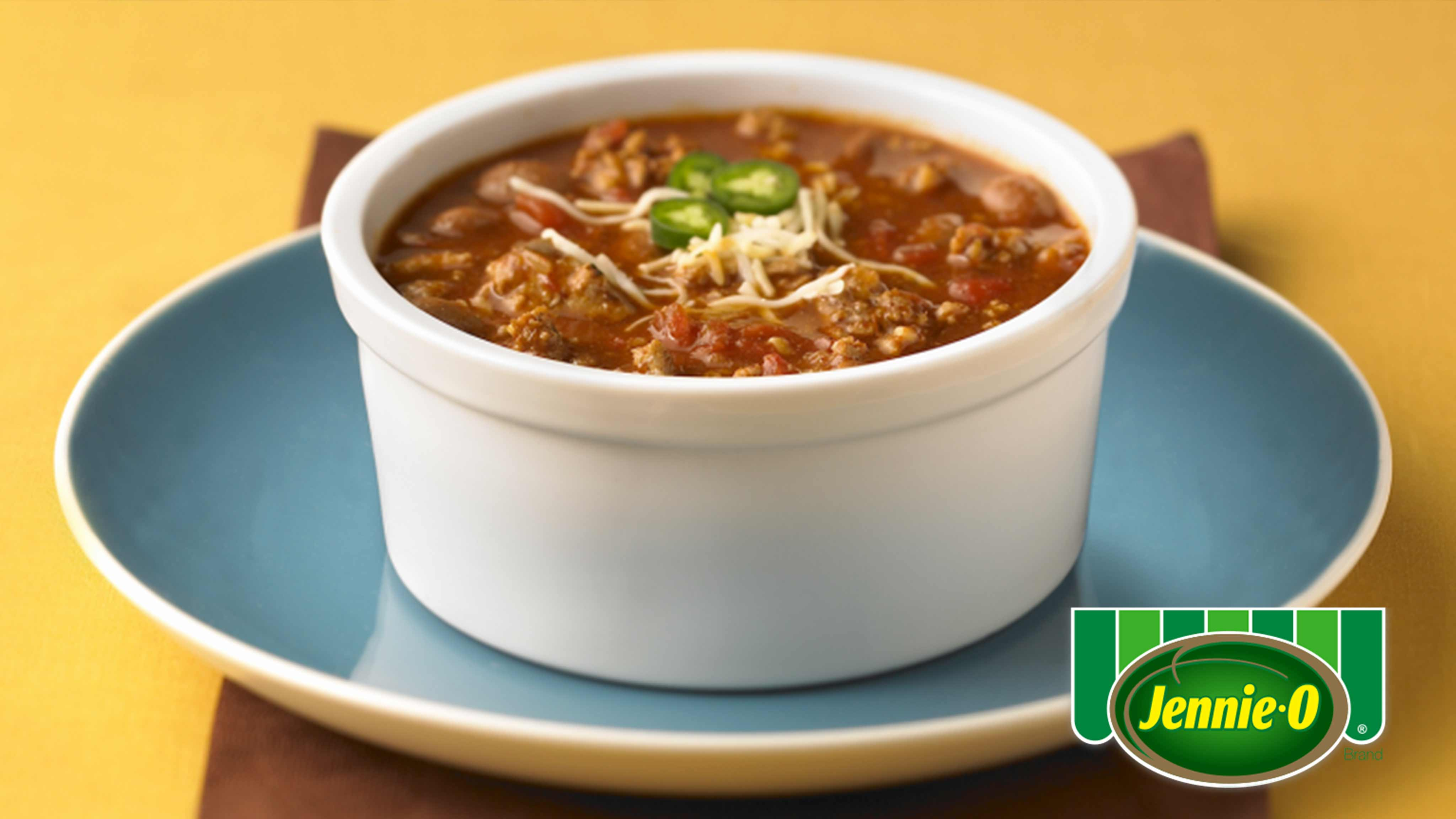 Image for Recipe Quick and Easy Turkey Chili