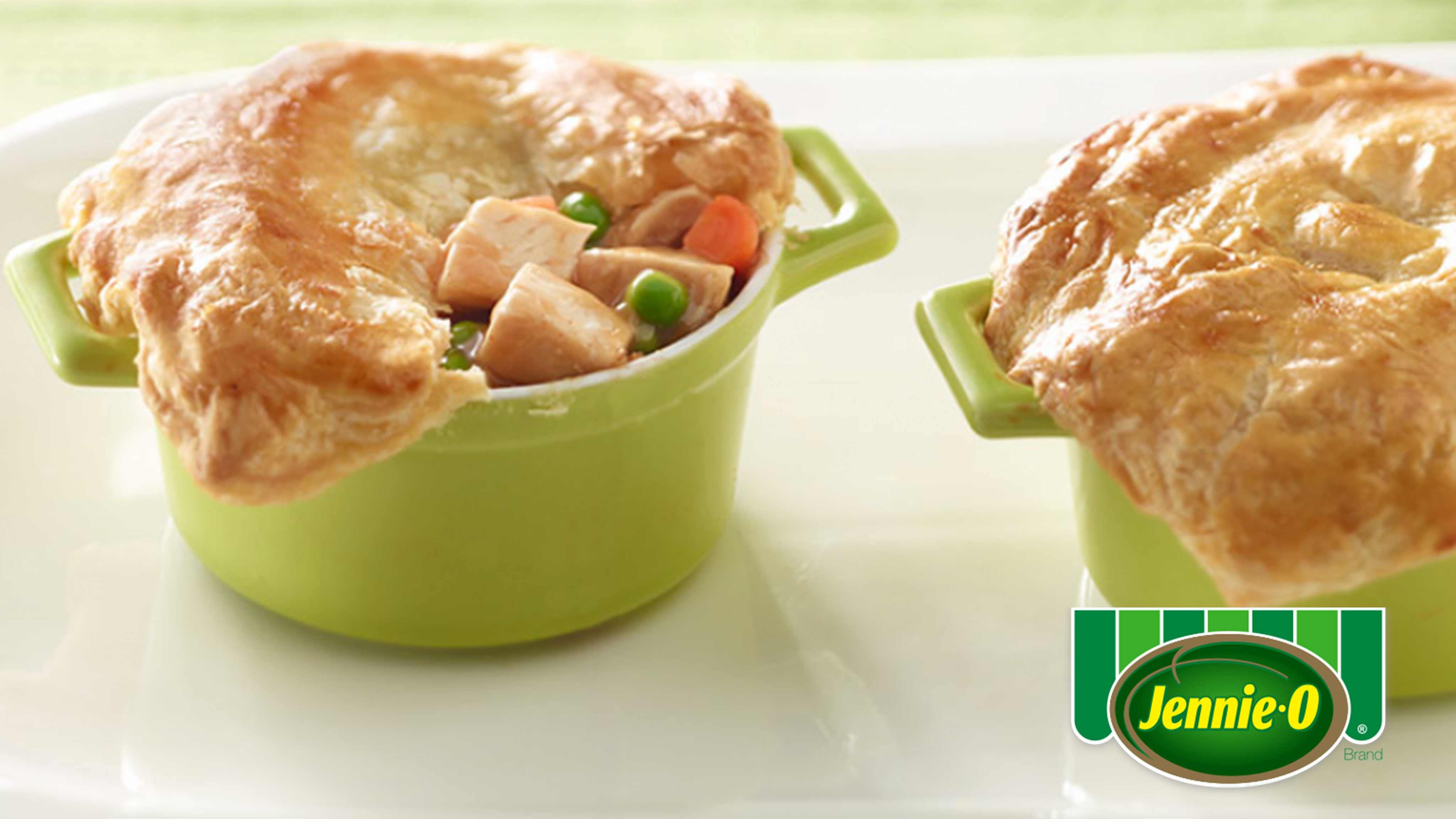 Image for Recipe Turkey Pot Pie