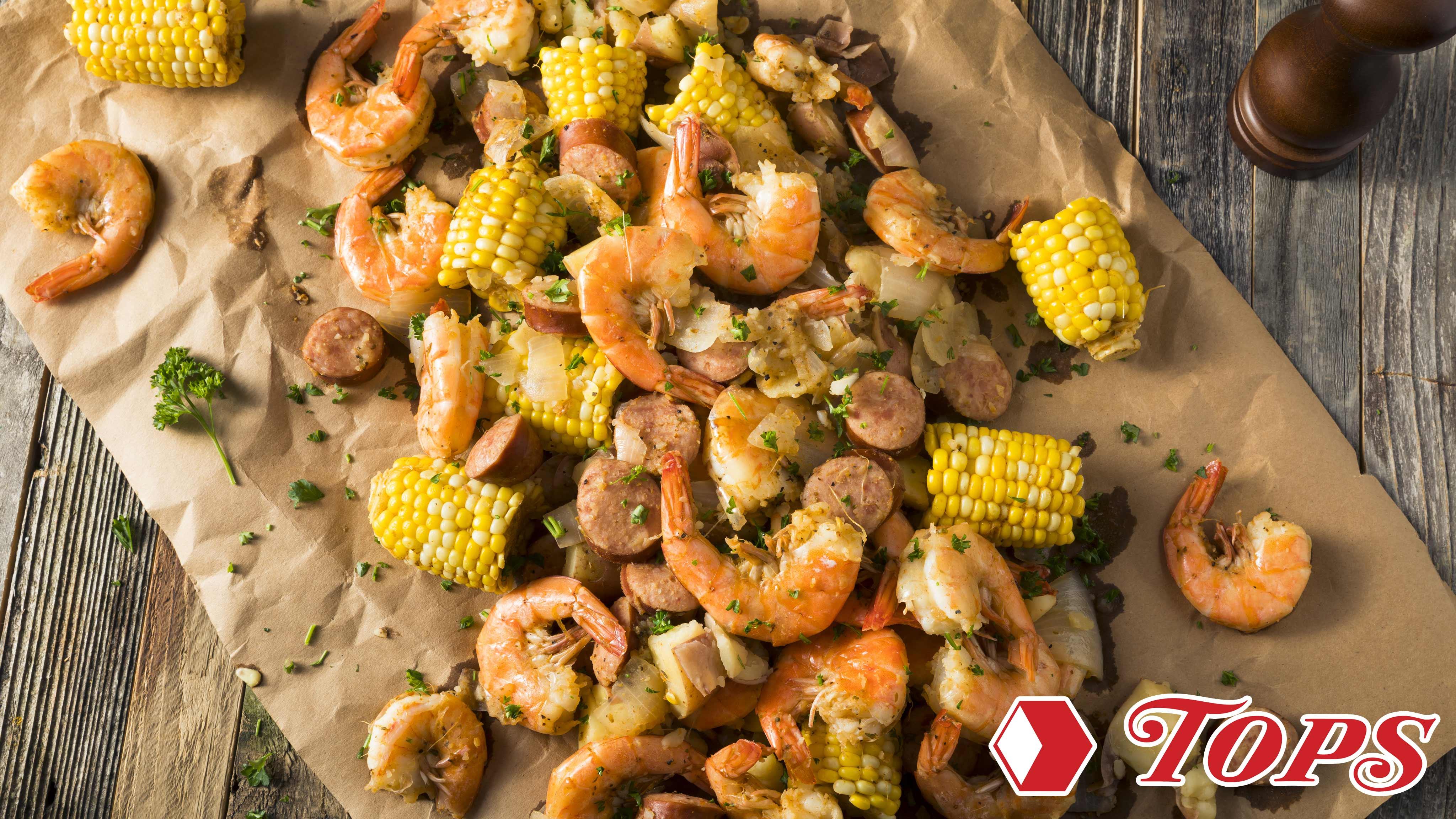 Image for Recipe Shrimp Boil