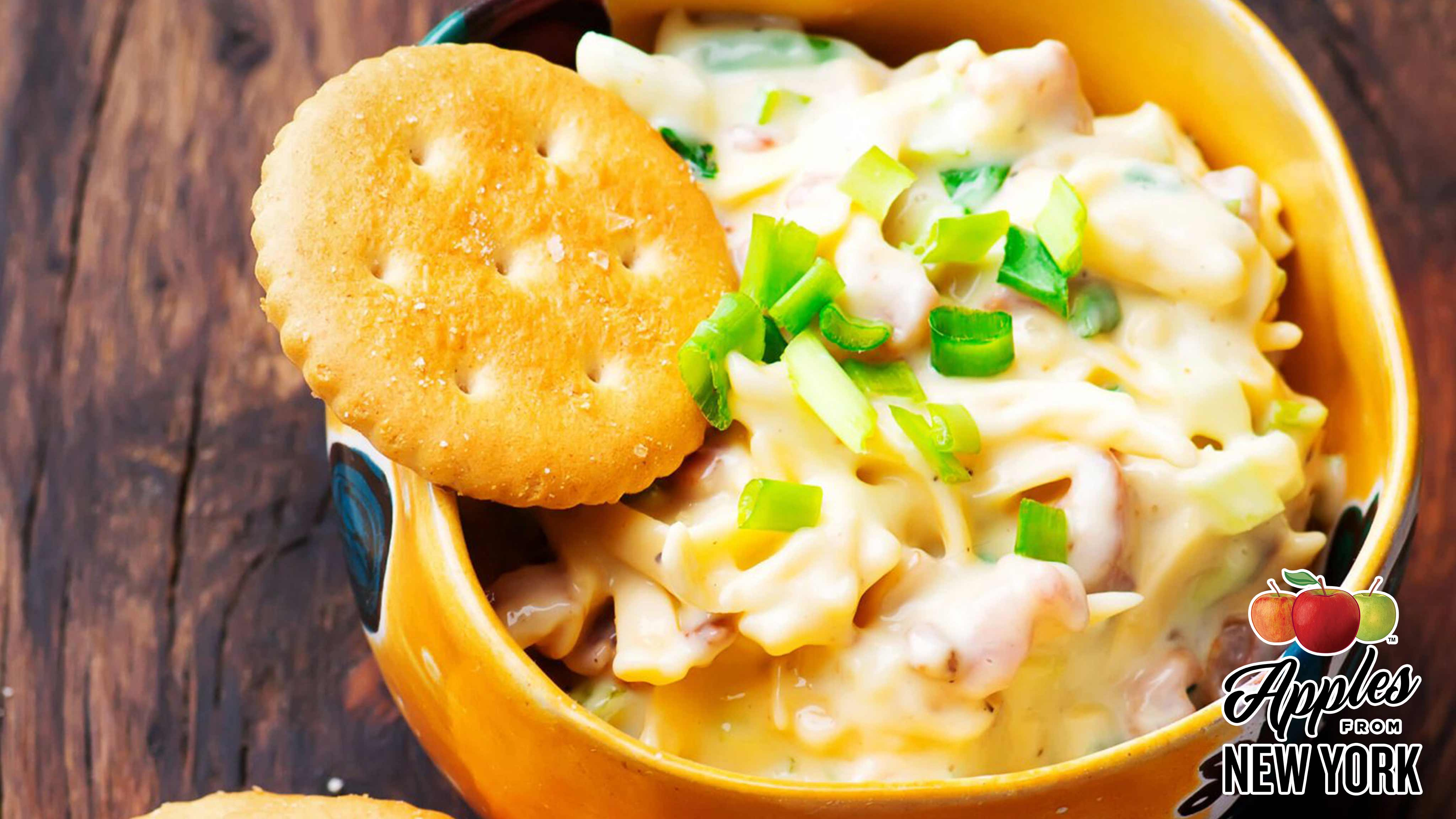Image for Recipe Bacon Cheddar Apple Dip