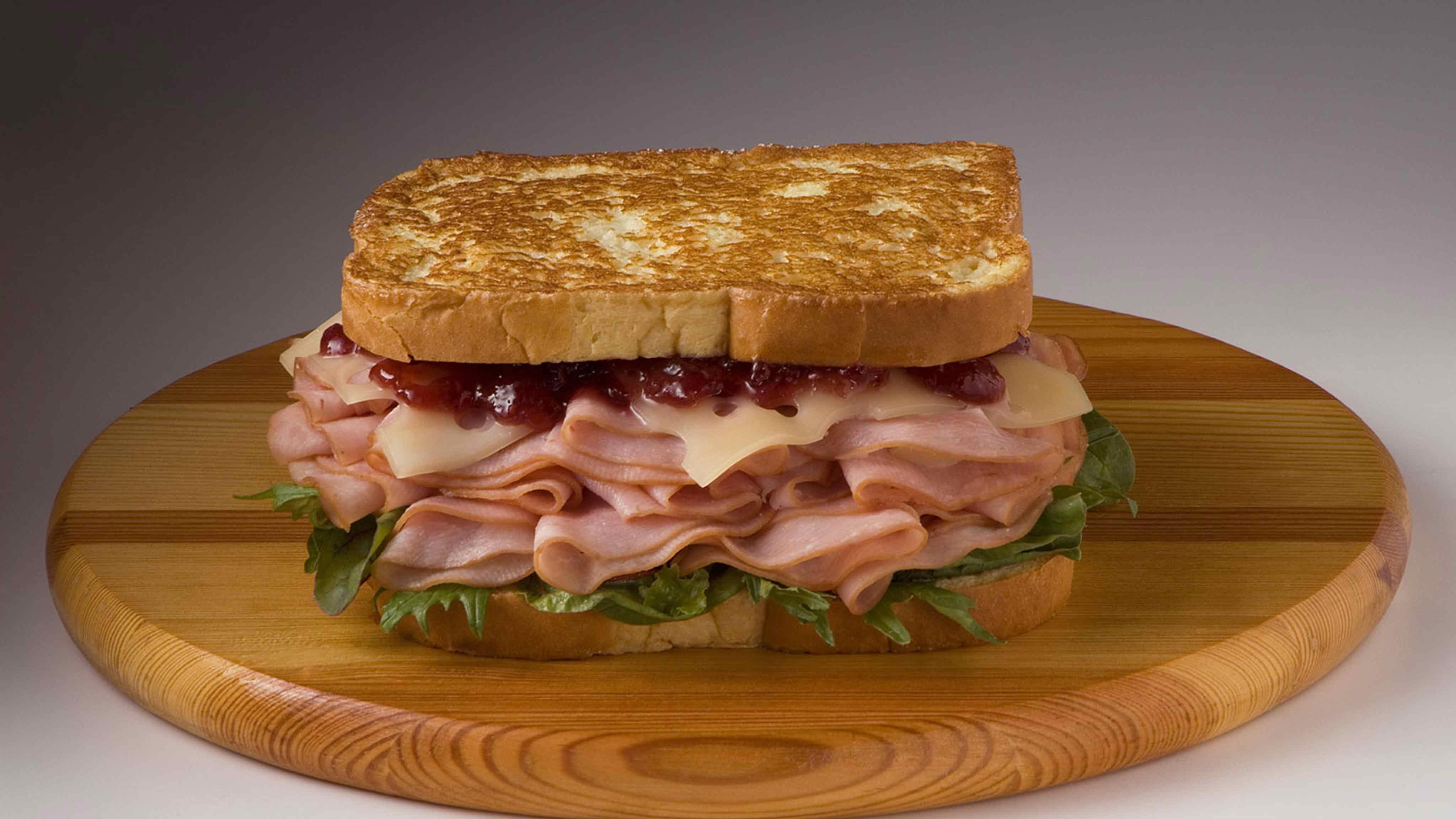 Image for Recipe Light Style Monte Cristo Sandwich
