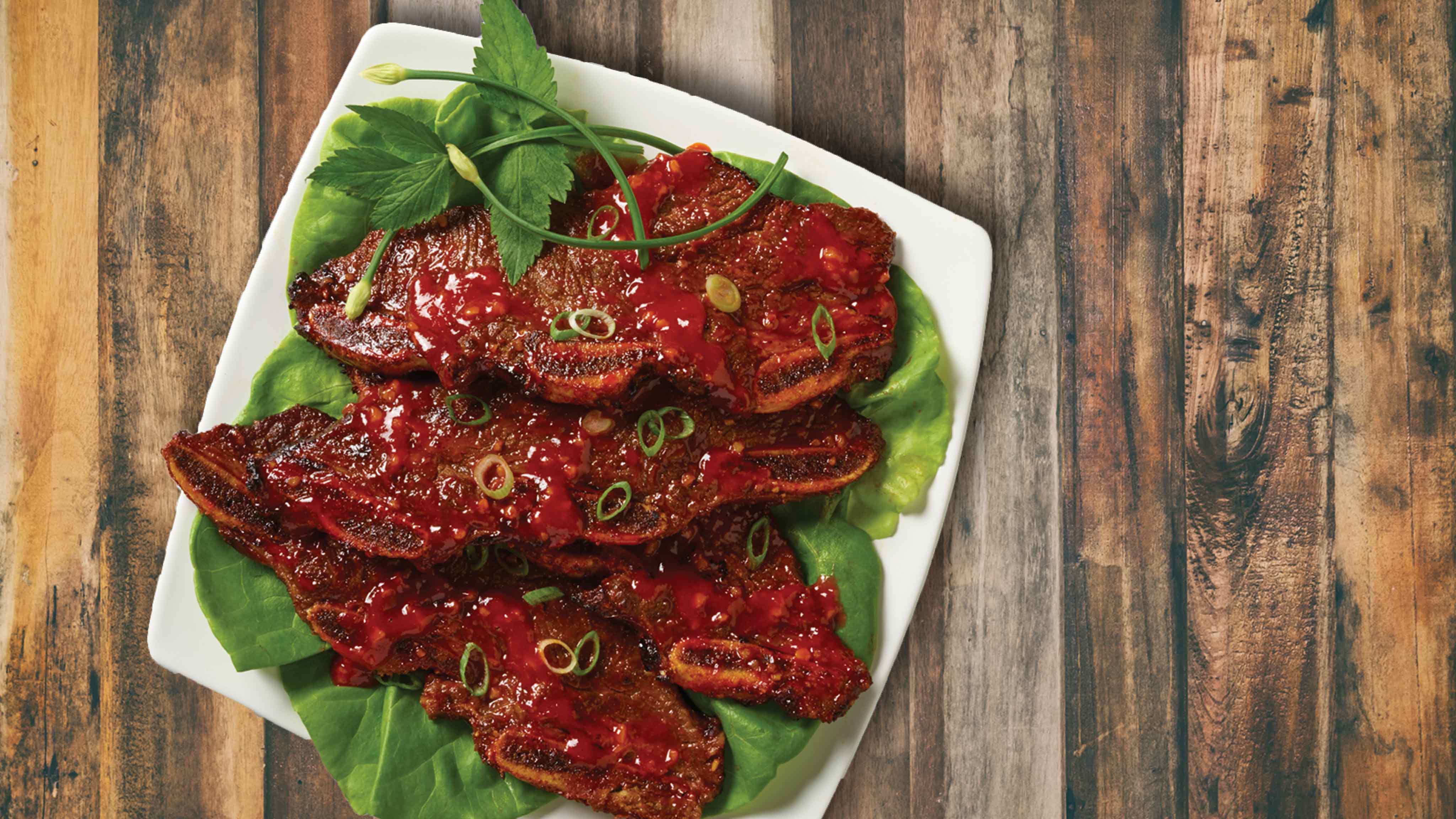 Image for Recipe Gochujang Short Ribs