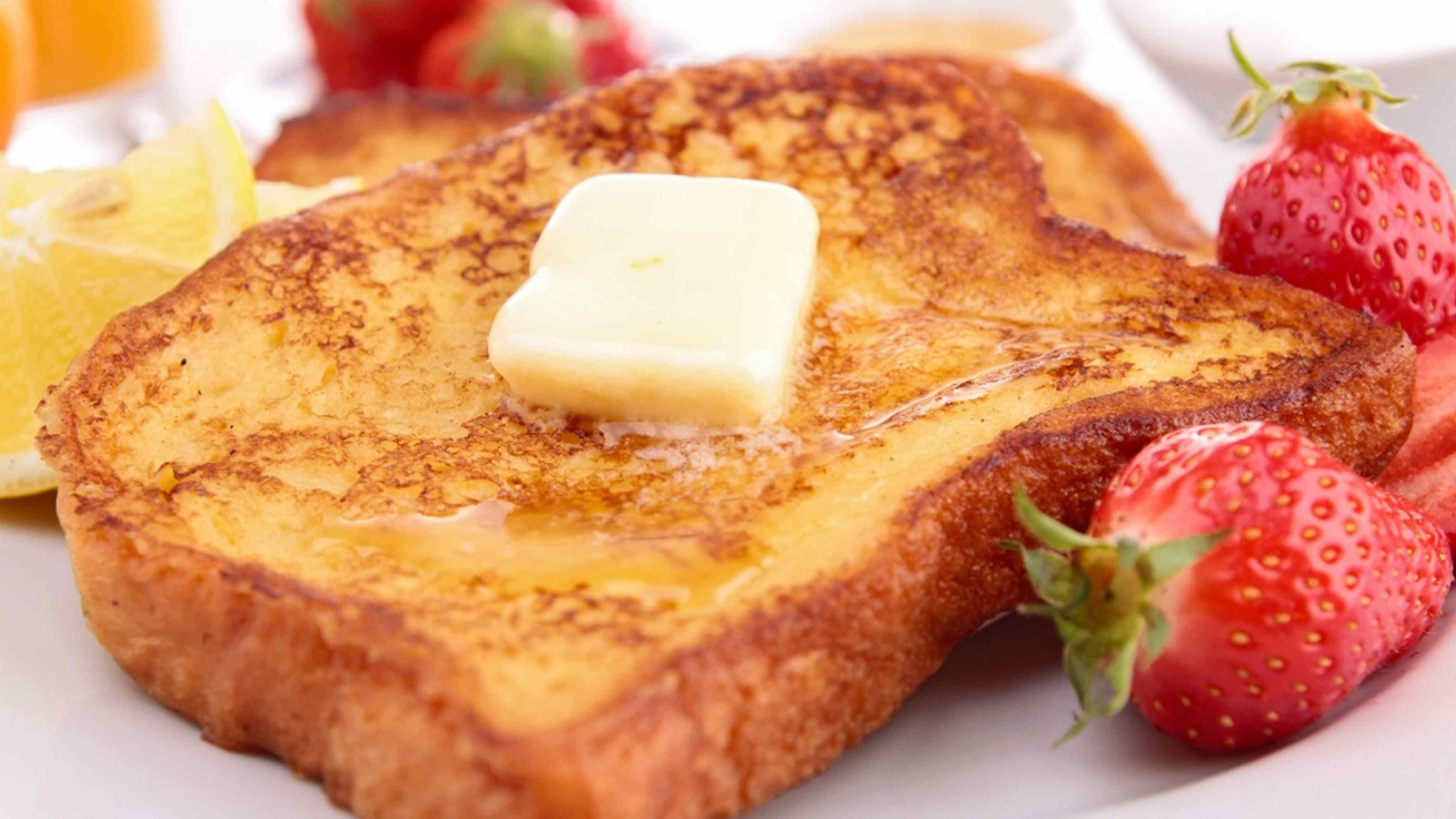 Image for Recipe Brioche French Toast