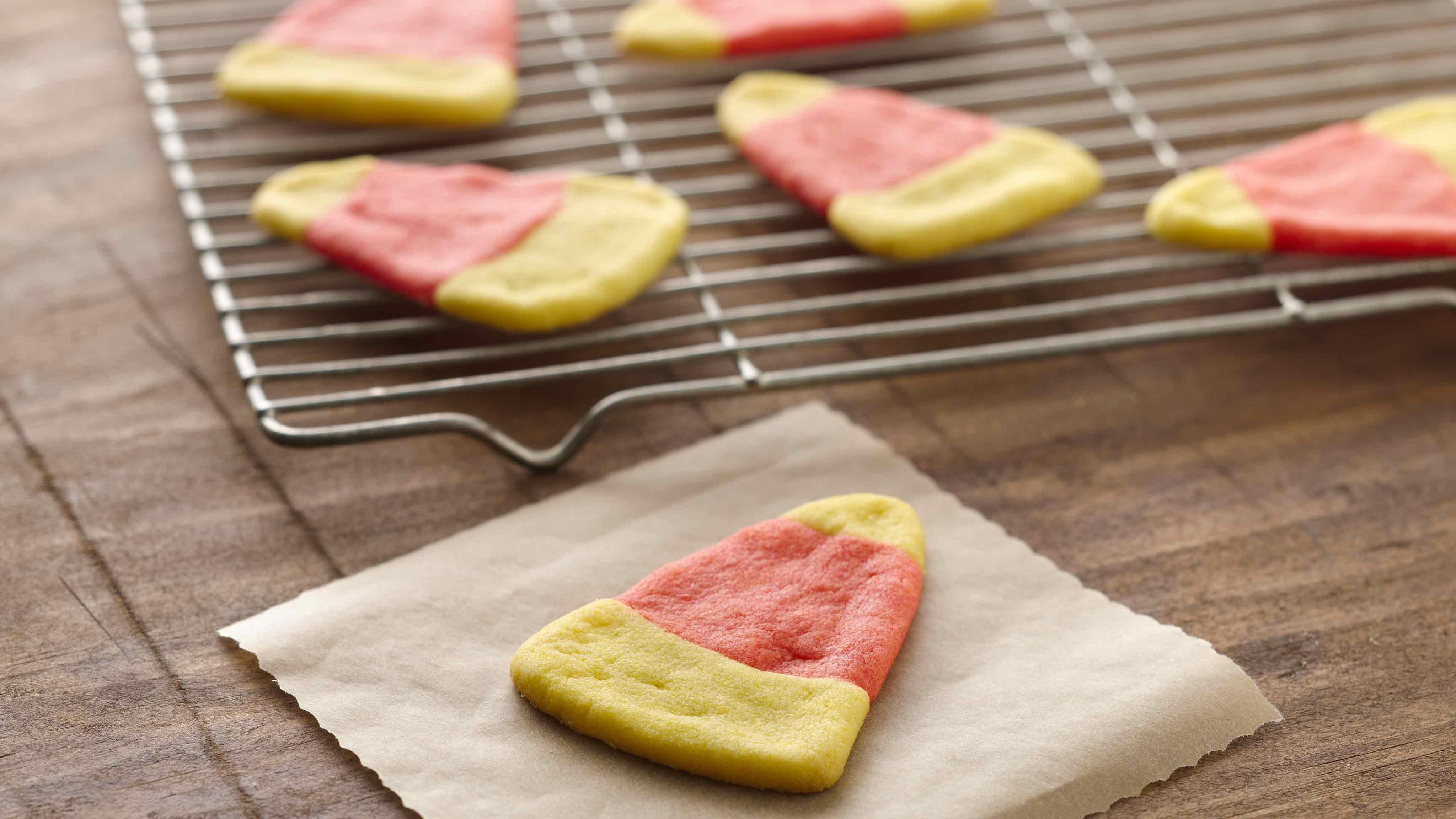 Image for Recipe Candy Corn Cookies