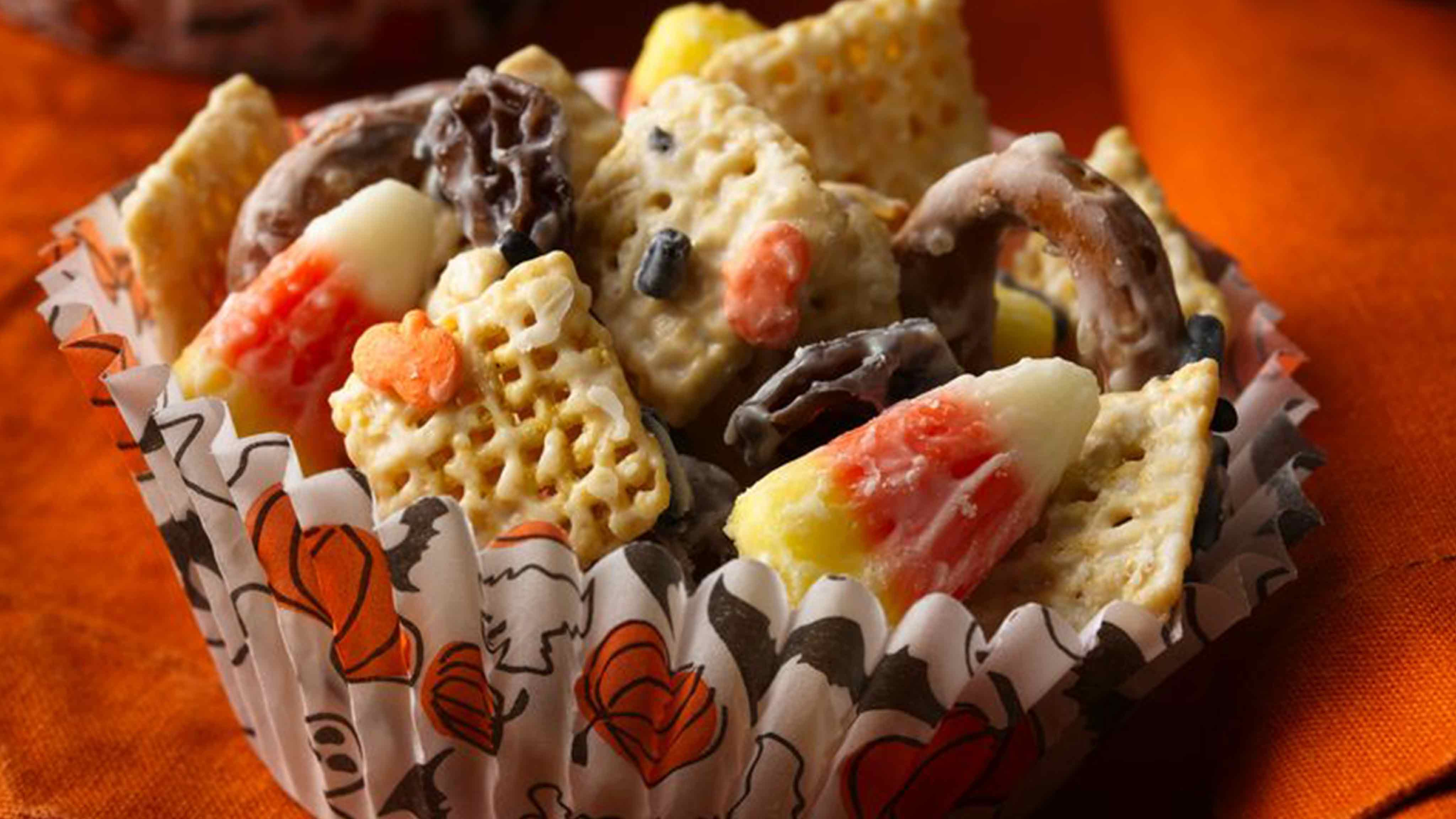 Image for Recipe Halloween Chex Mix