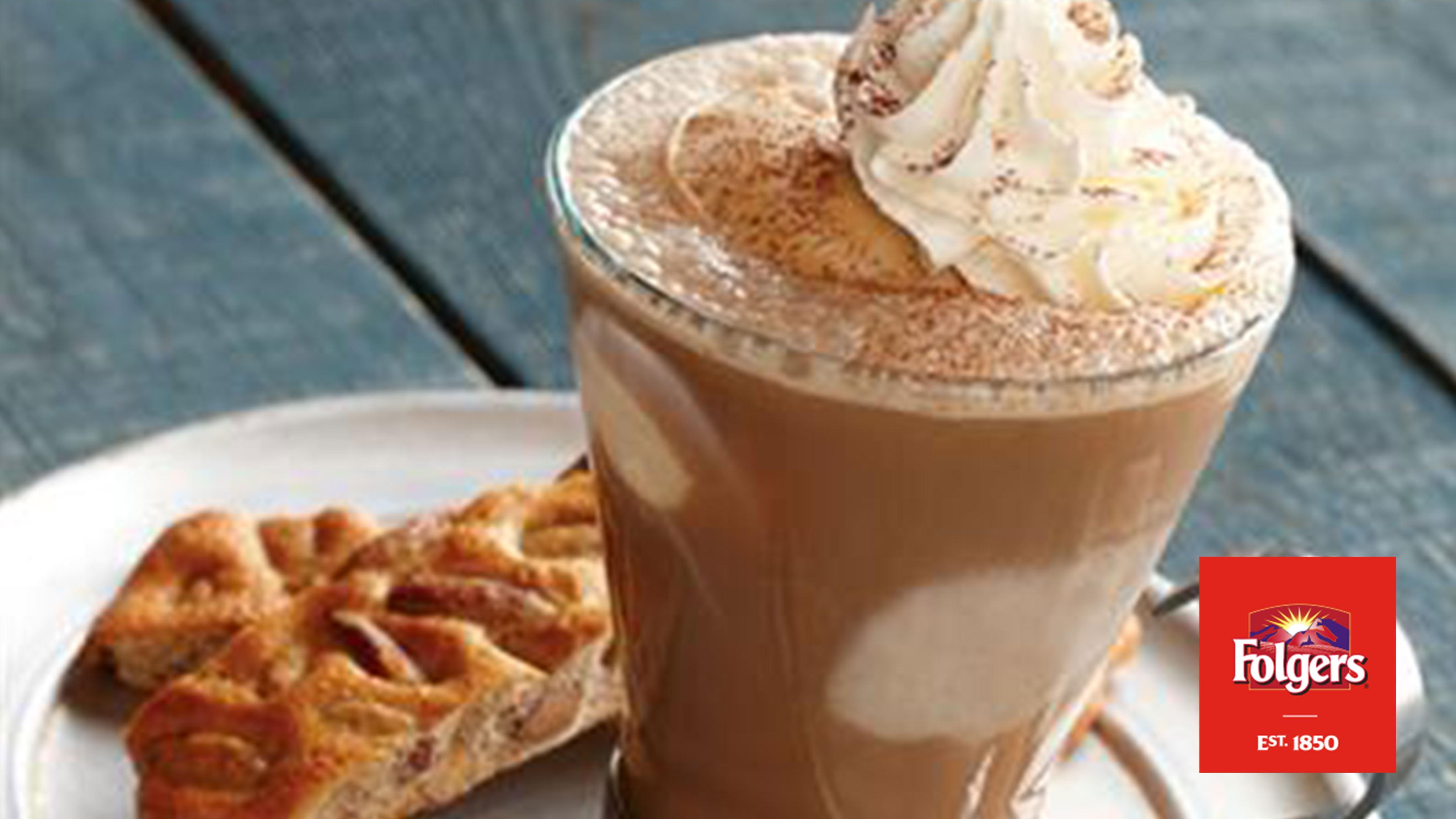 Image for Recipe Almond Espresso Float