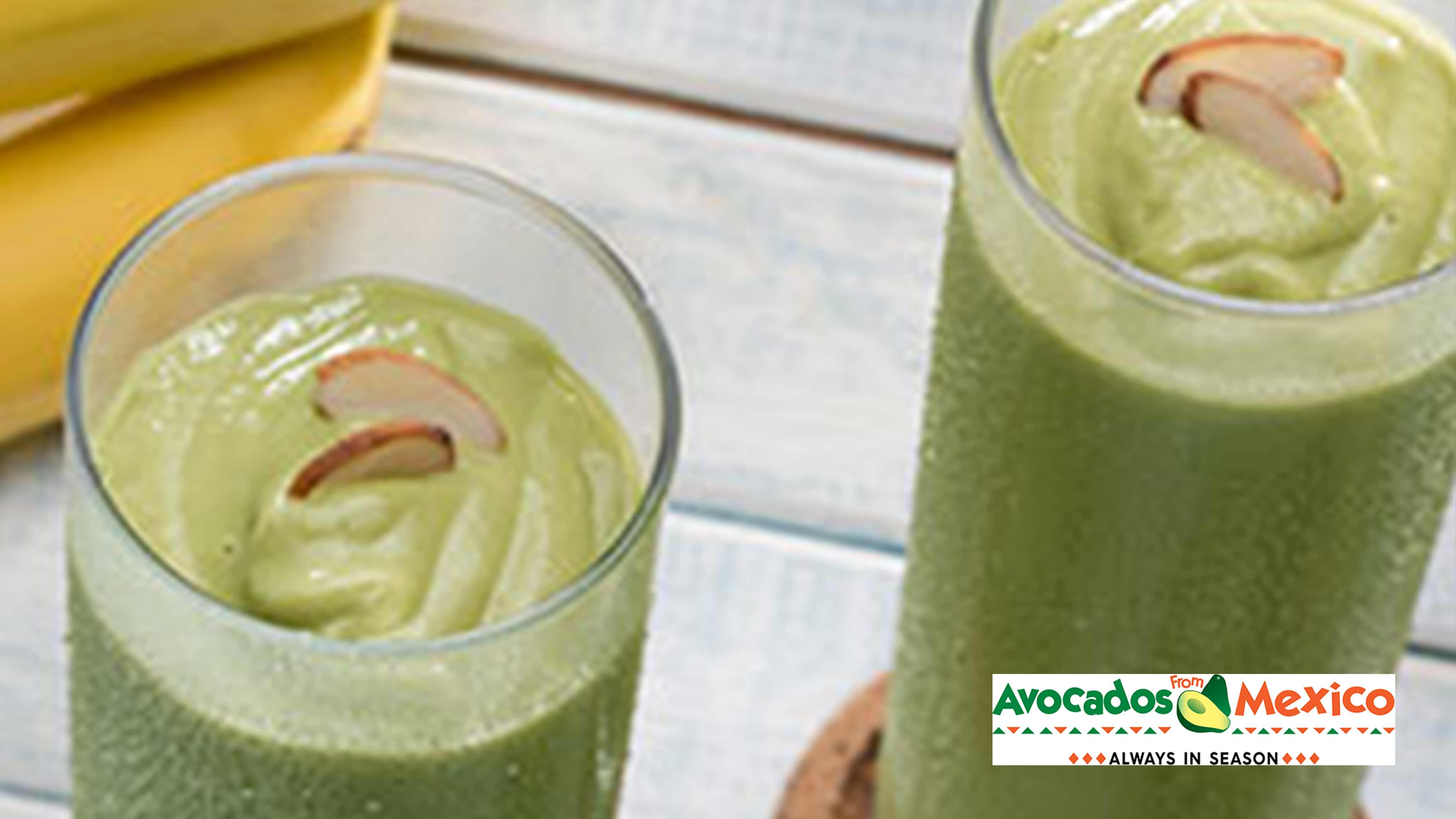 Image for Recipe Banana and Avocado Smoothie