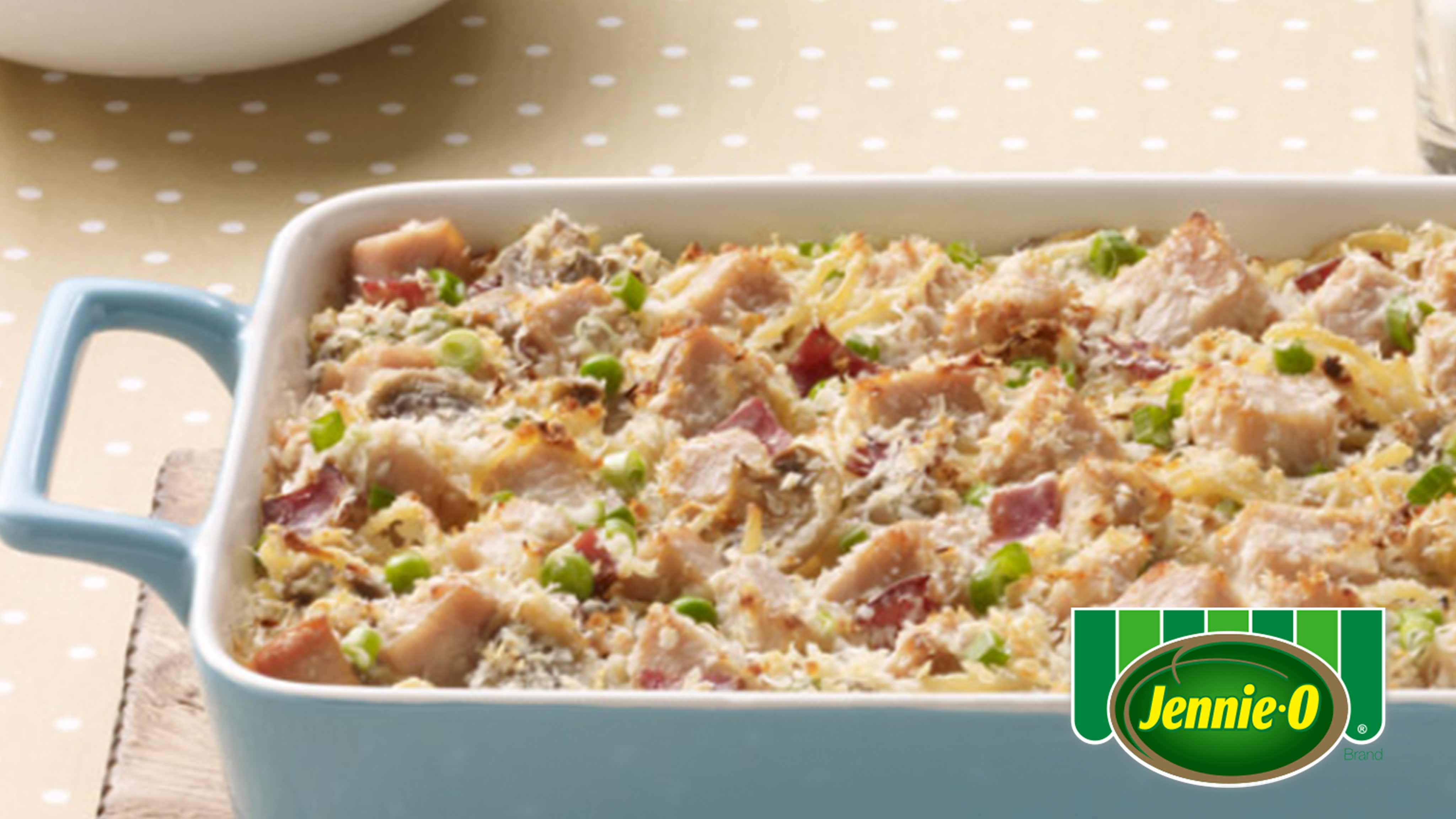 Image for Recipe Best Ever Turkey Tetrazzini