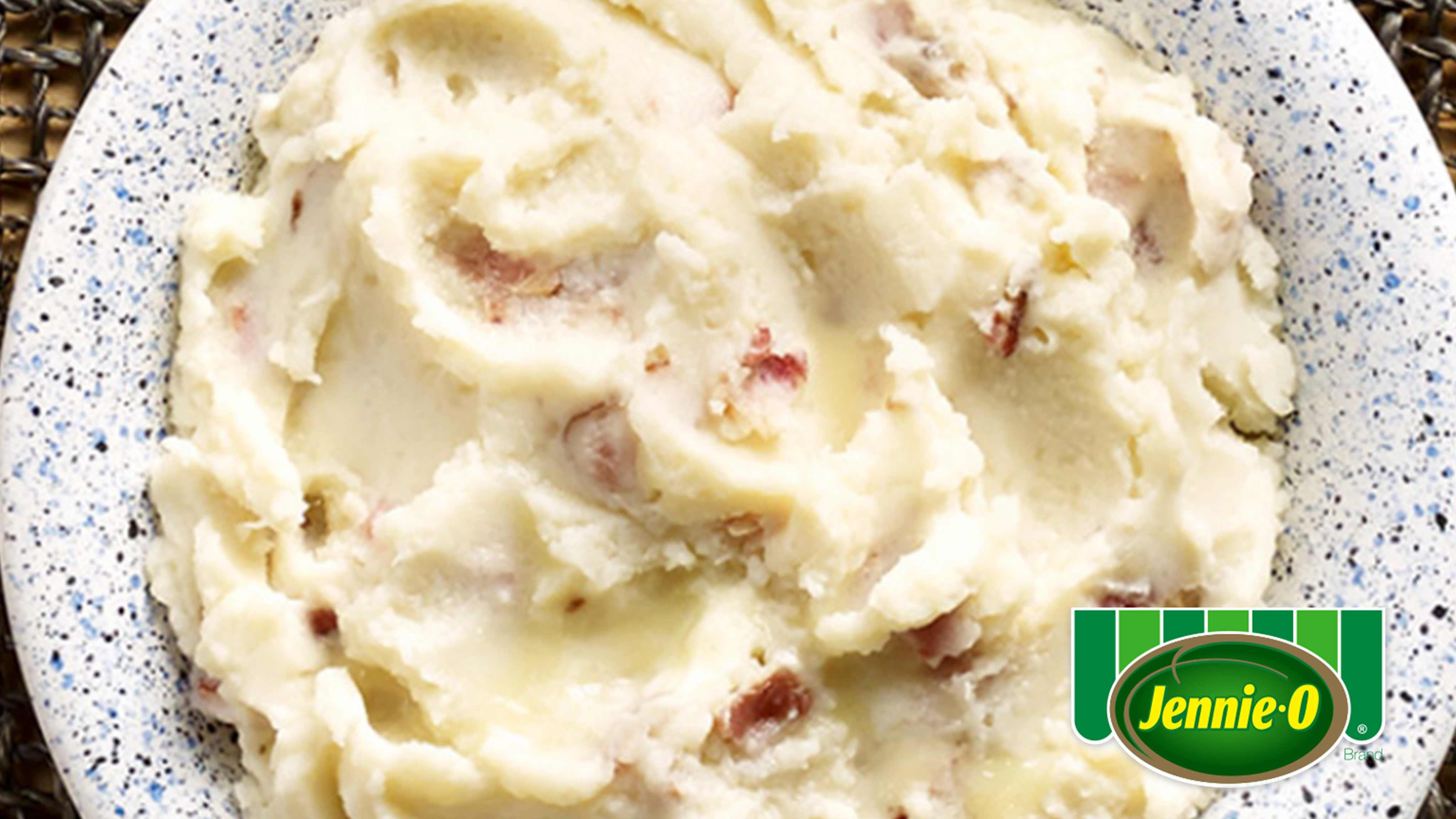 Image for Recipe Garlic and Rosemary Mashed Potatoes