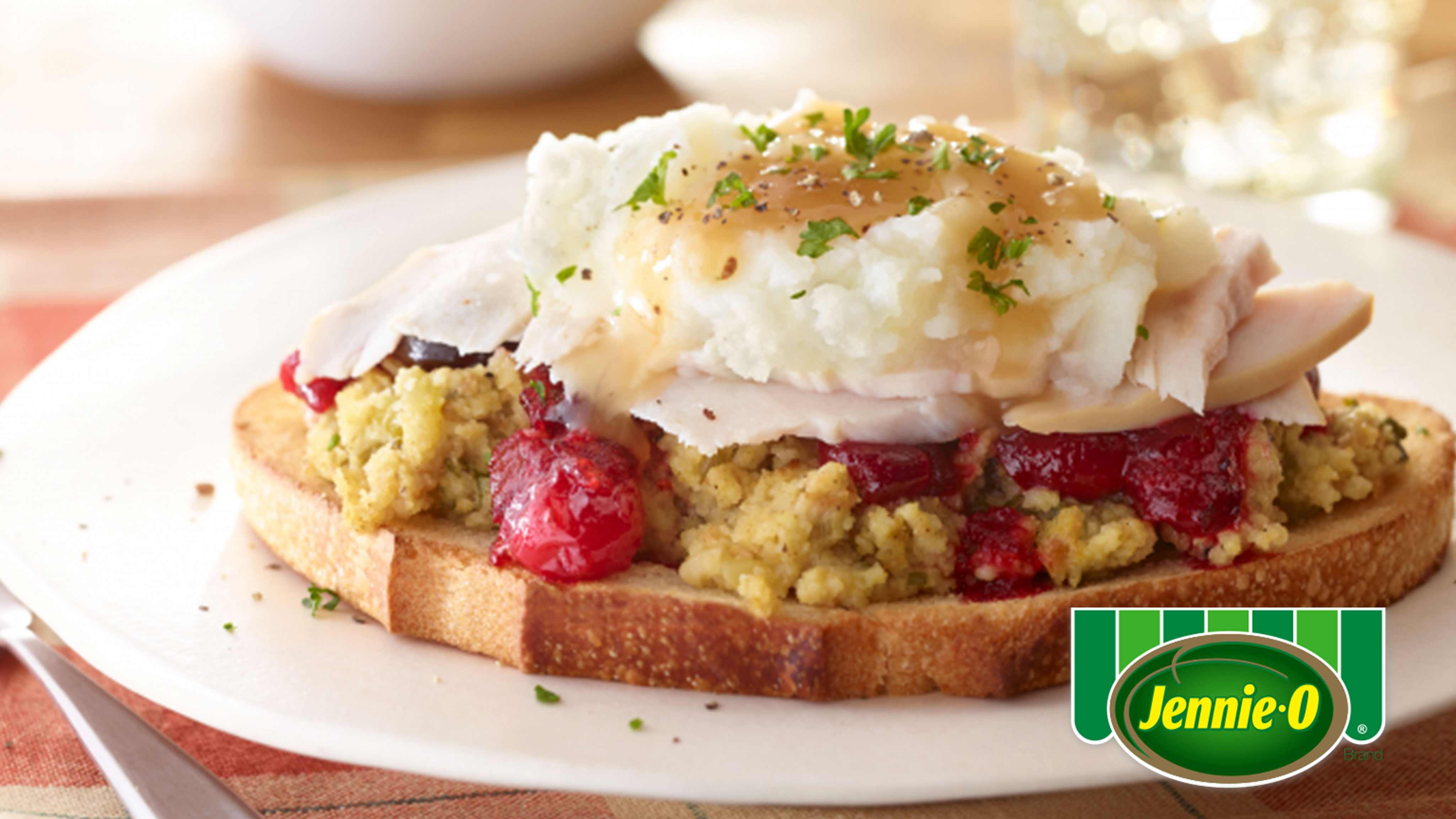 Image for Recipe Hot Turkey Sandwiches