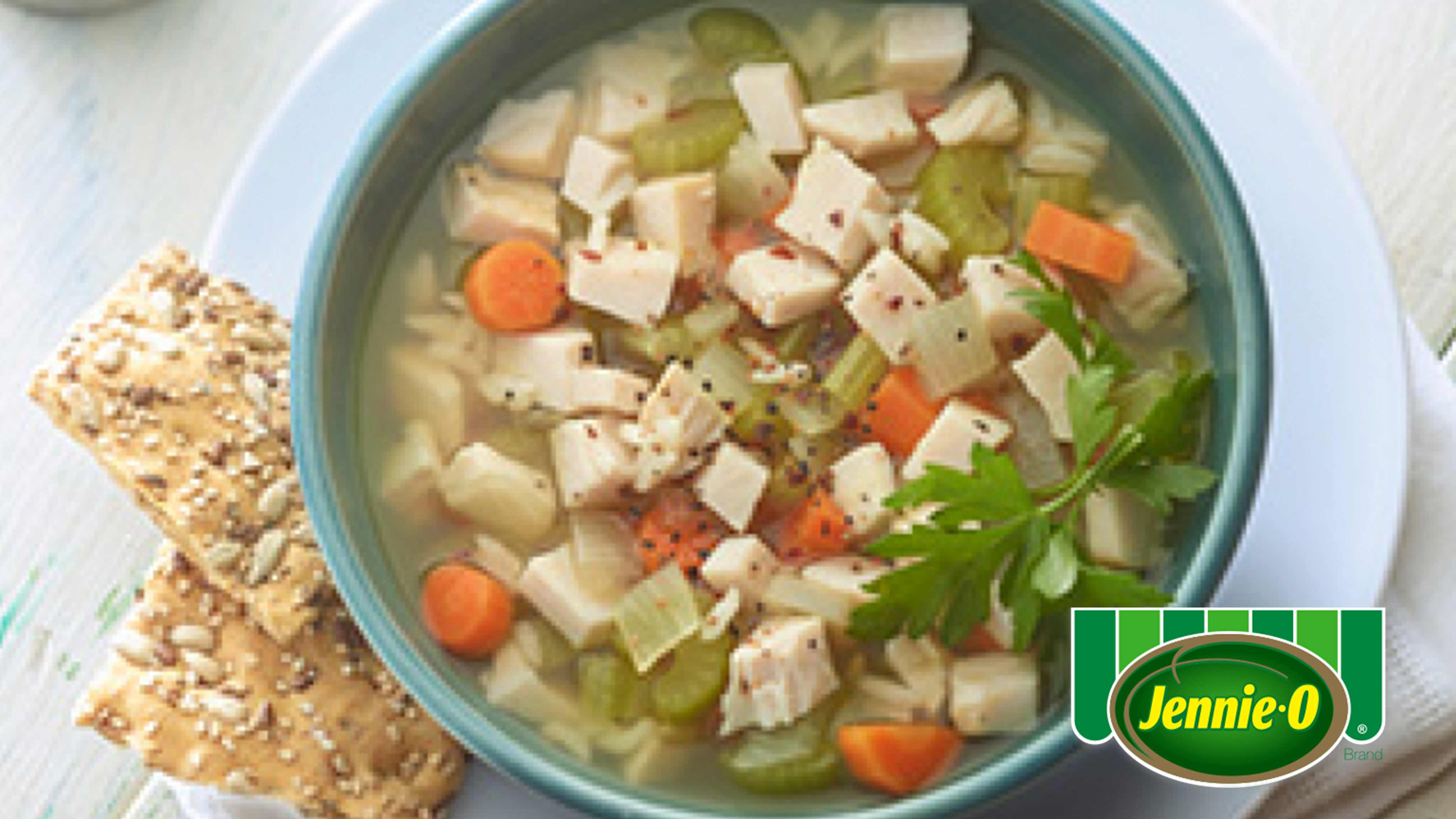 Image for Recipe Turkey and Rice Soup
