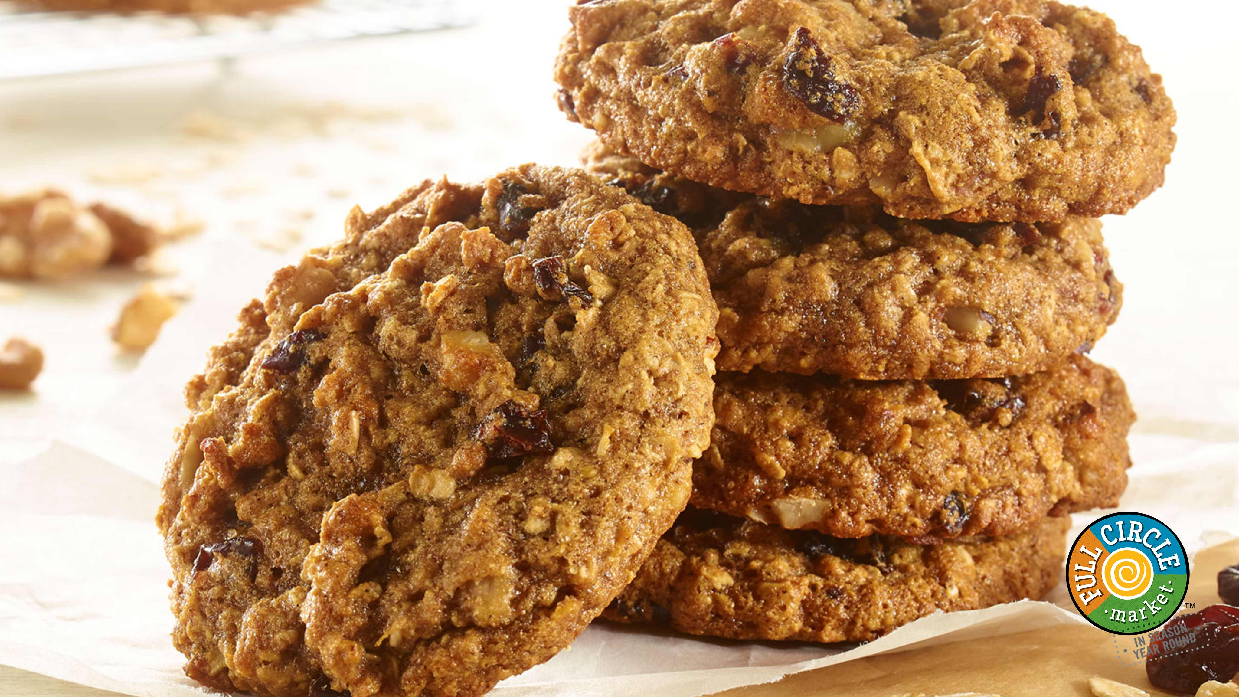 Image for Recipe Smart Snack Cookies