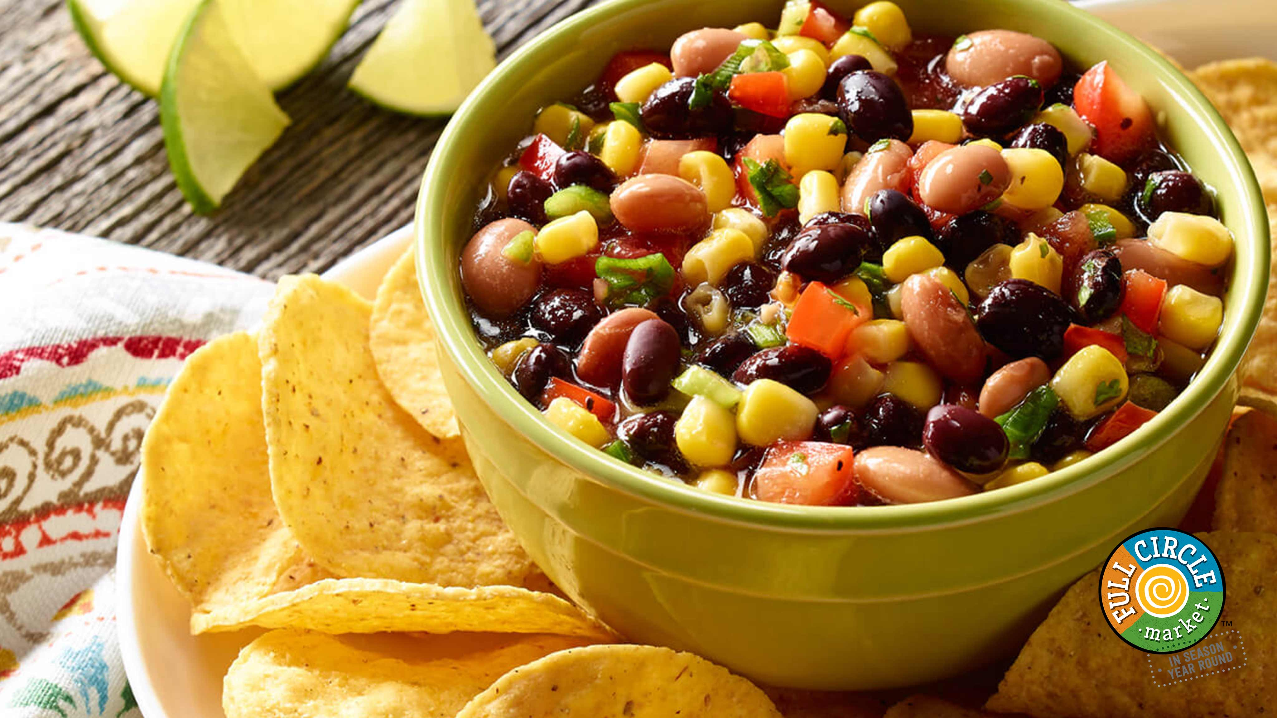 Image for Recipe Spicy Black Bean Salsa