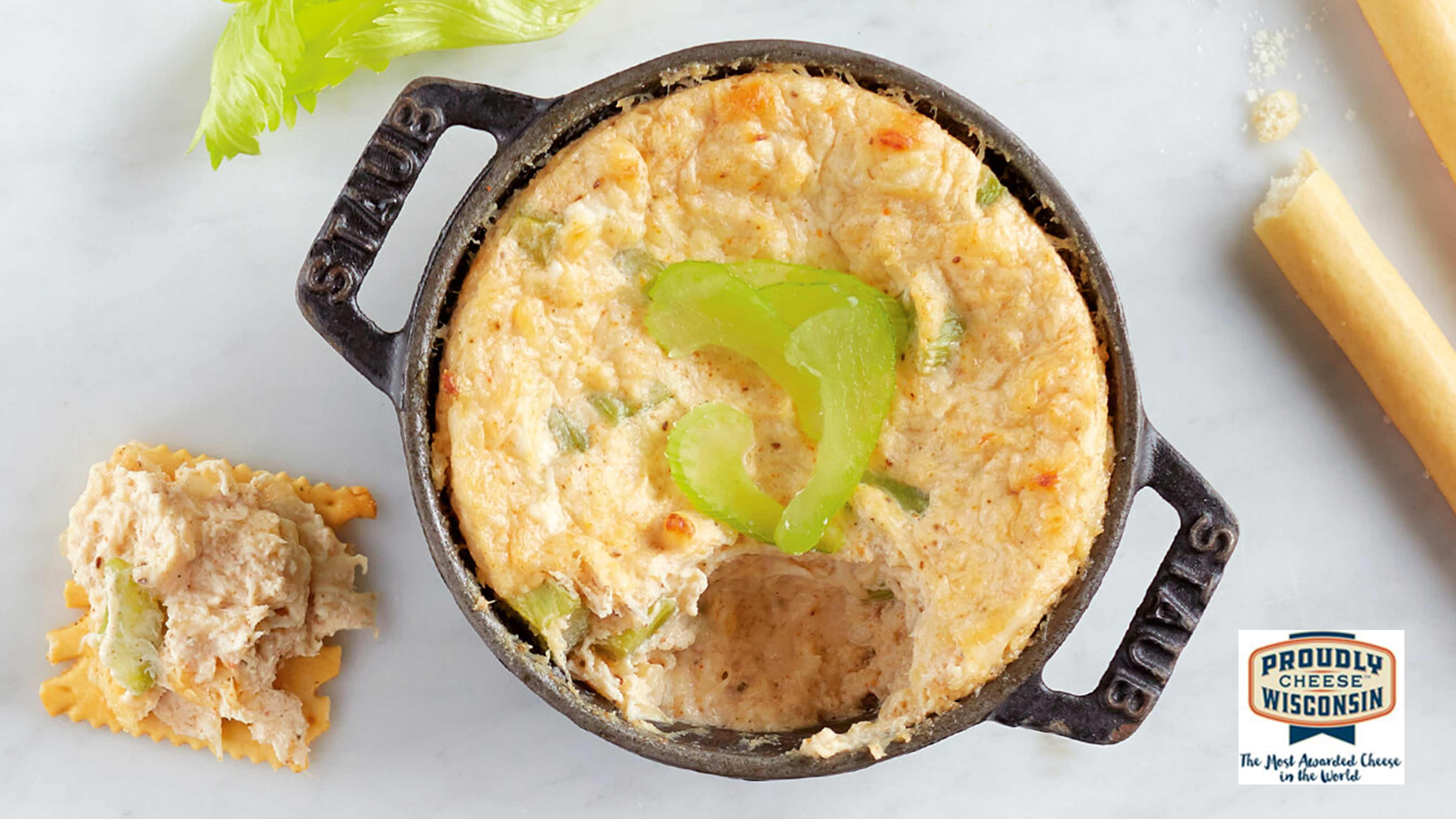 Image for Recipe Hot Crab and Asiago Dip