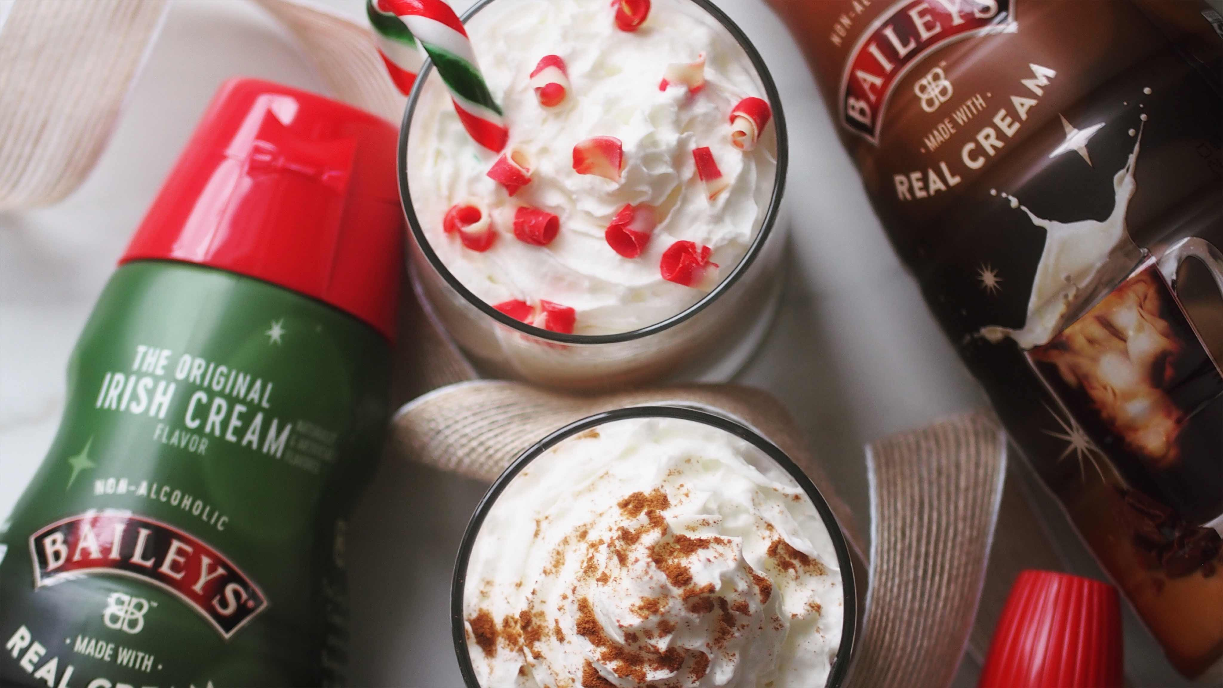Image for Recipe Bailey's Peppermint Delight