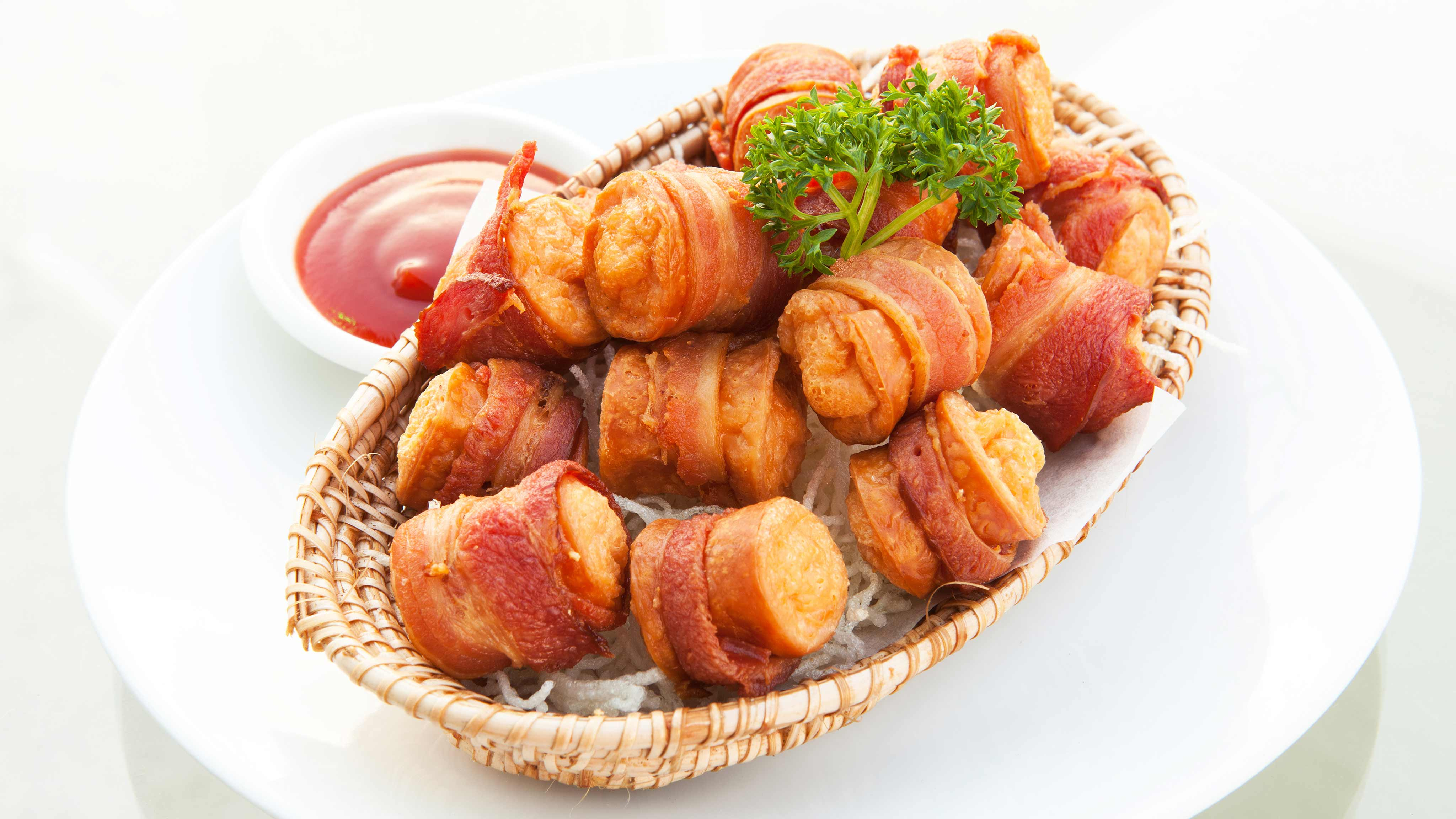 Image for Recipe Jalapeno Sausage and Bacon Poppers
