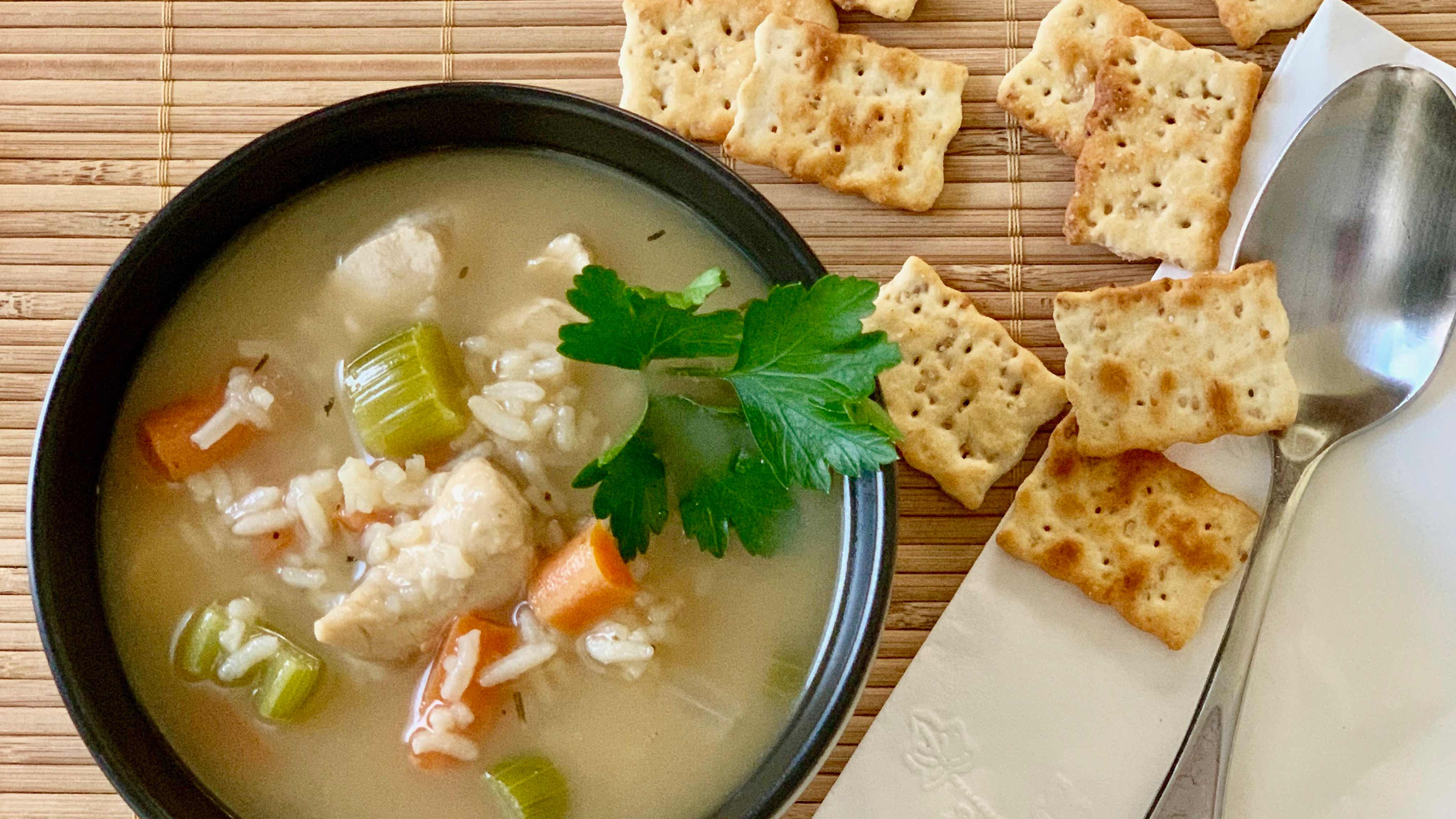 Image for Recipe Chicken and Rice Soup