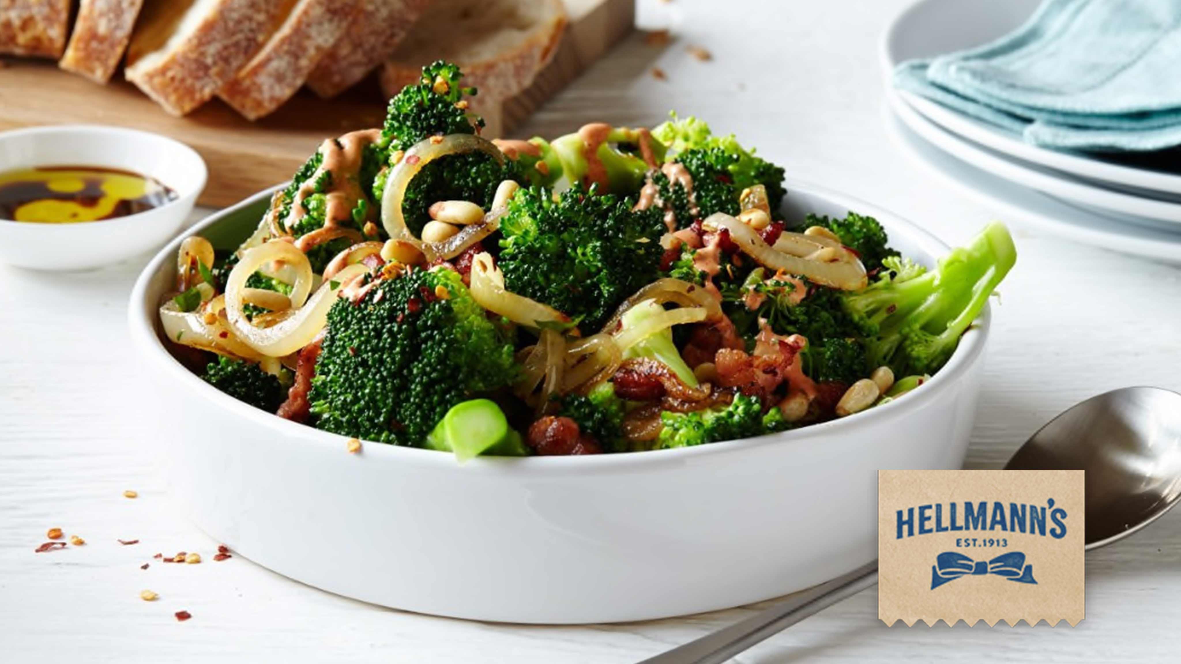 Image for Recipe Broccoli-Bacon Salad
