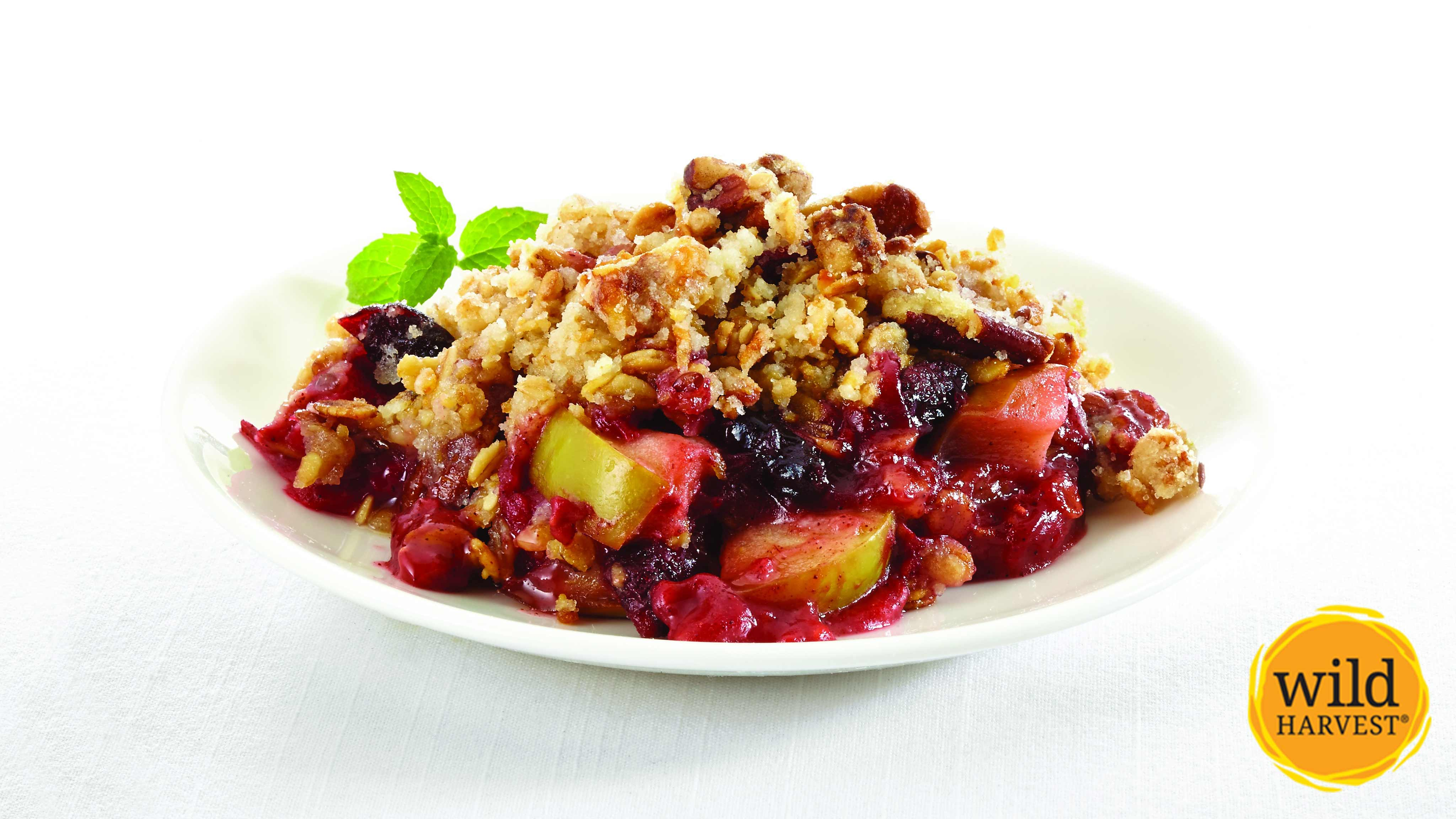 Image for Recipe Apple Berry Crisp