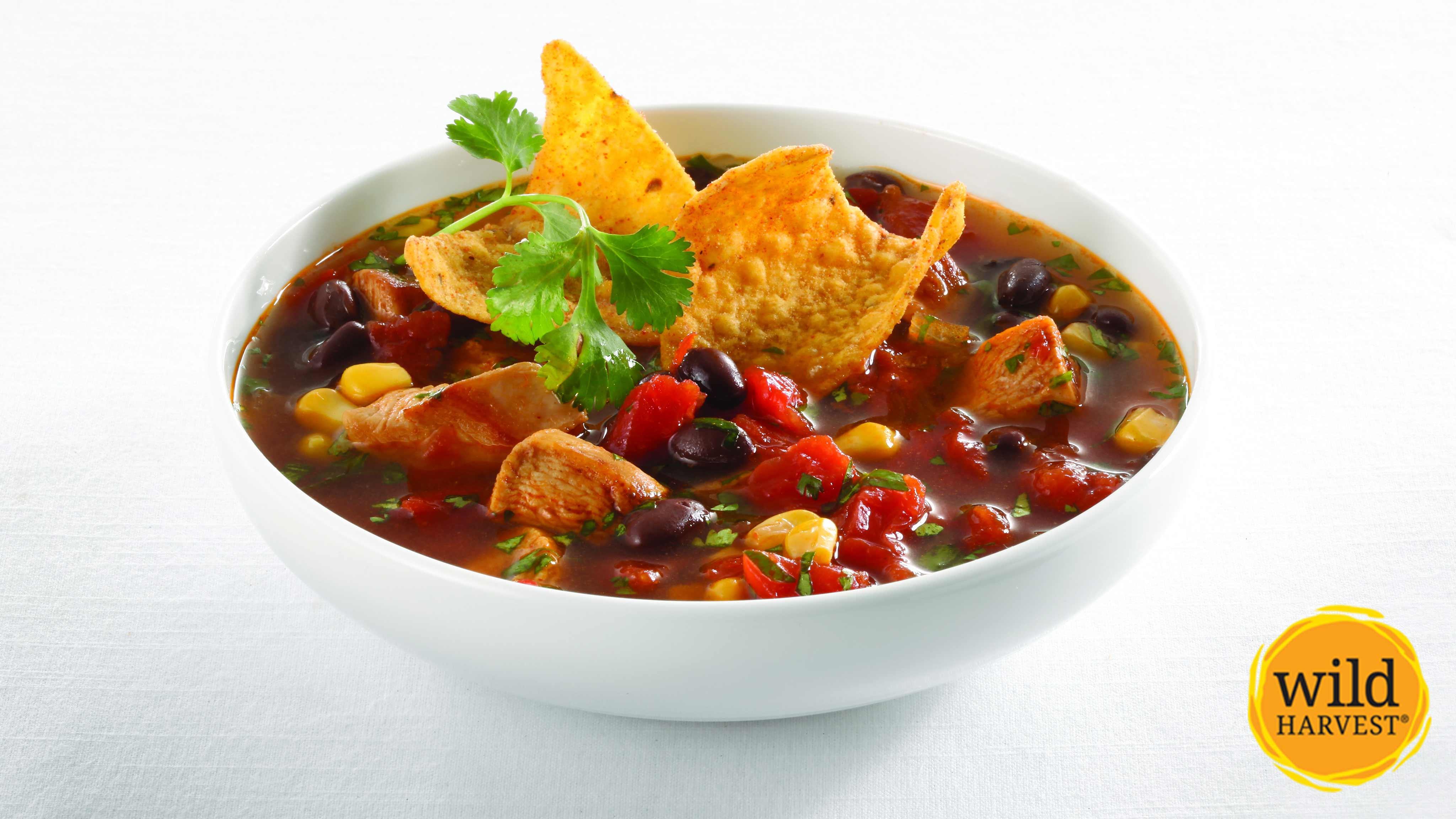 Image for Recipe Chicken Tortilla Soup