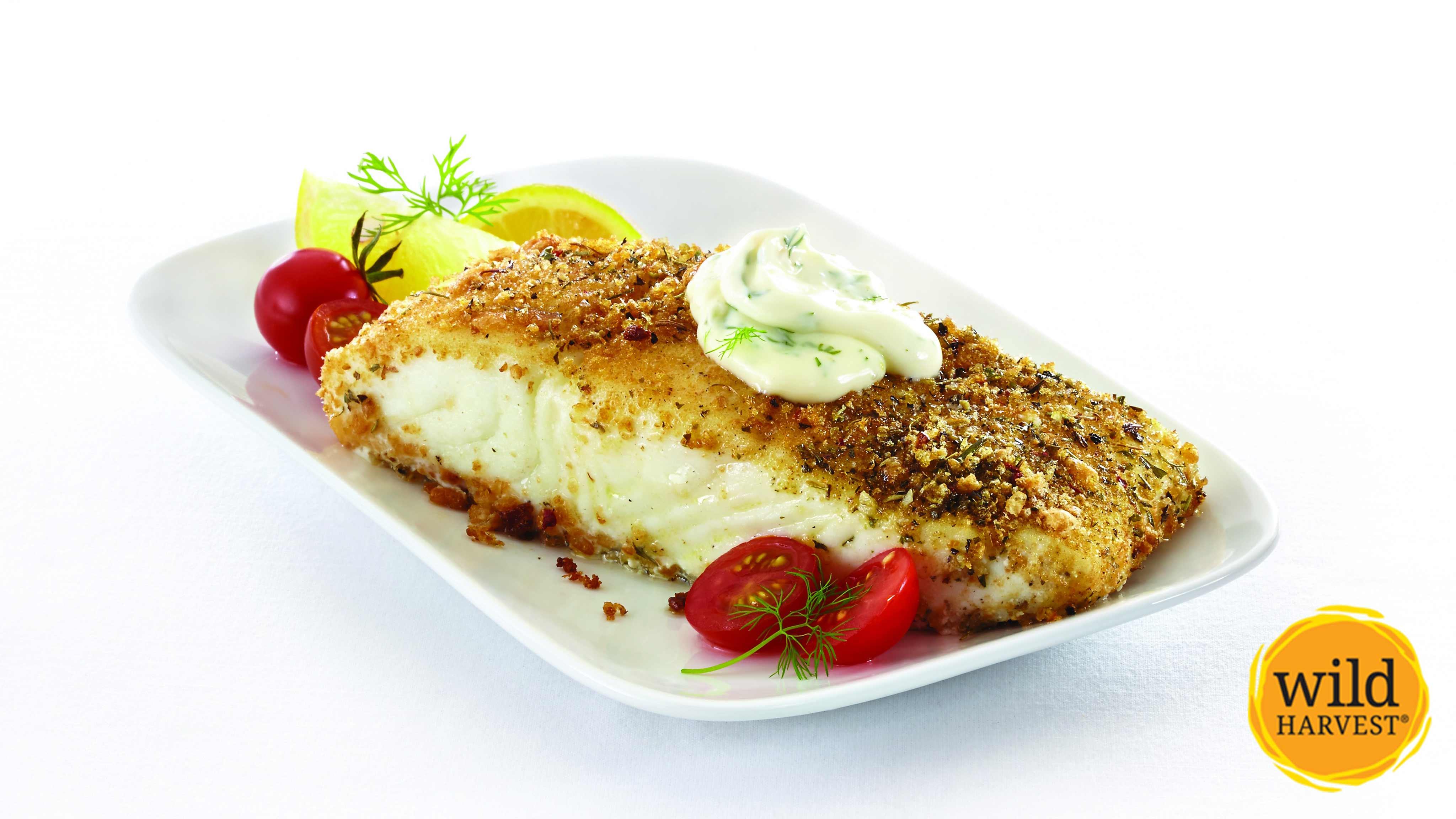 Image for Recipe Crispy Lemon Herb Fish