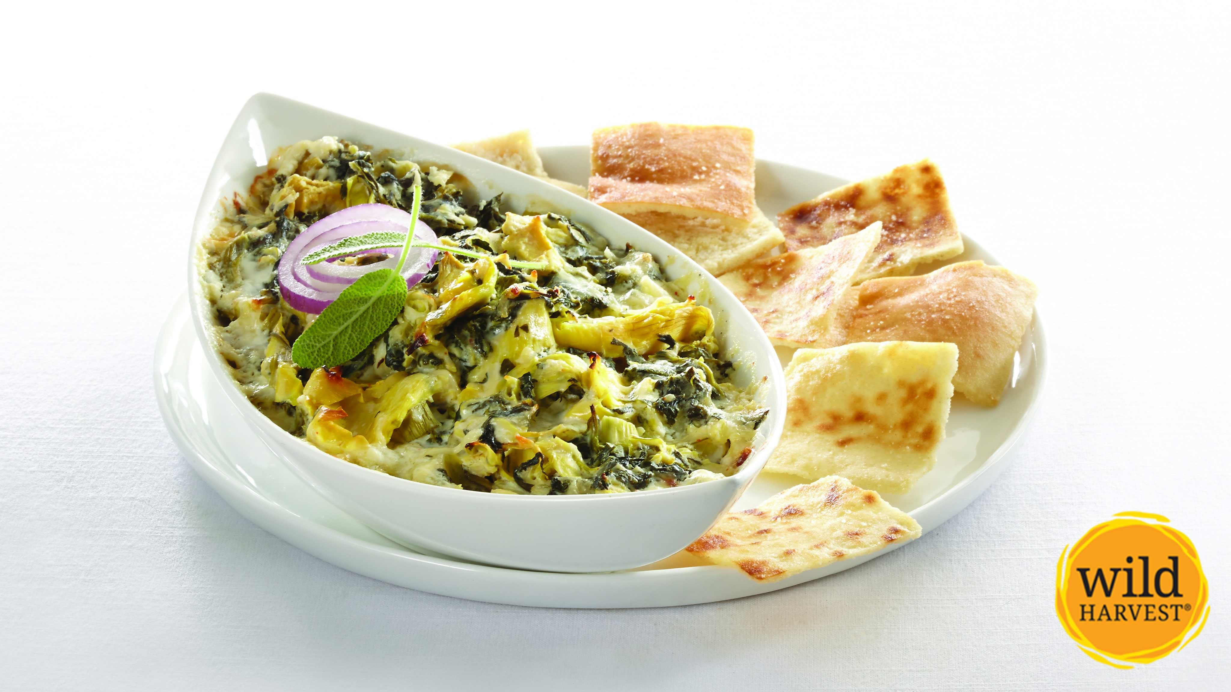 Image for Recipe Hot Spinach and Artichoke Dip
