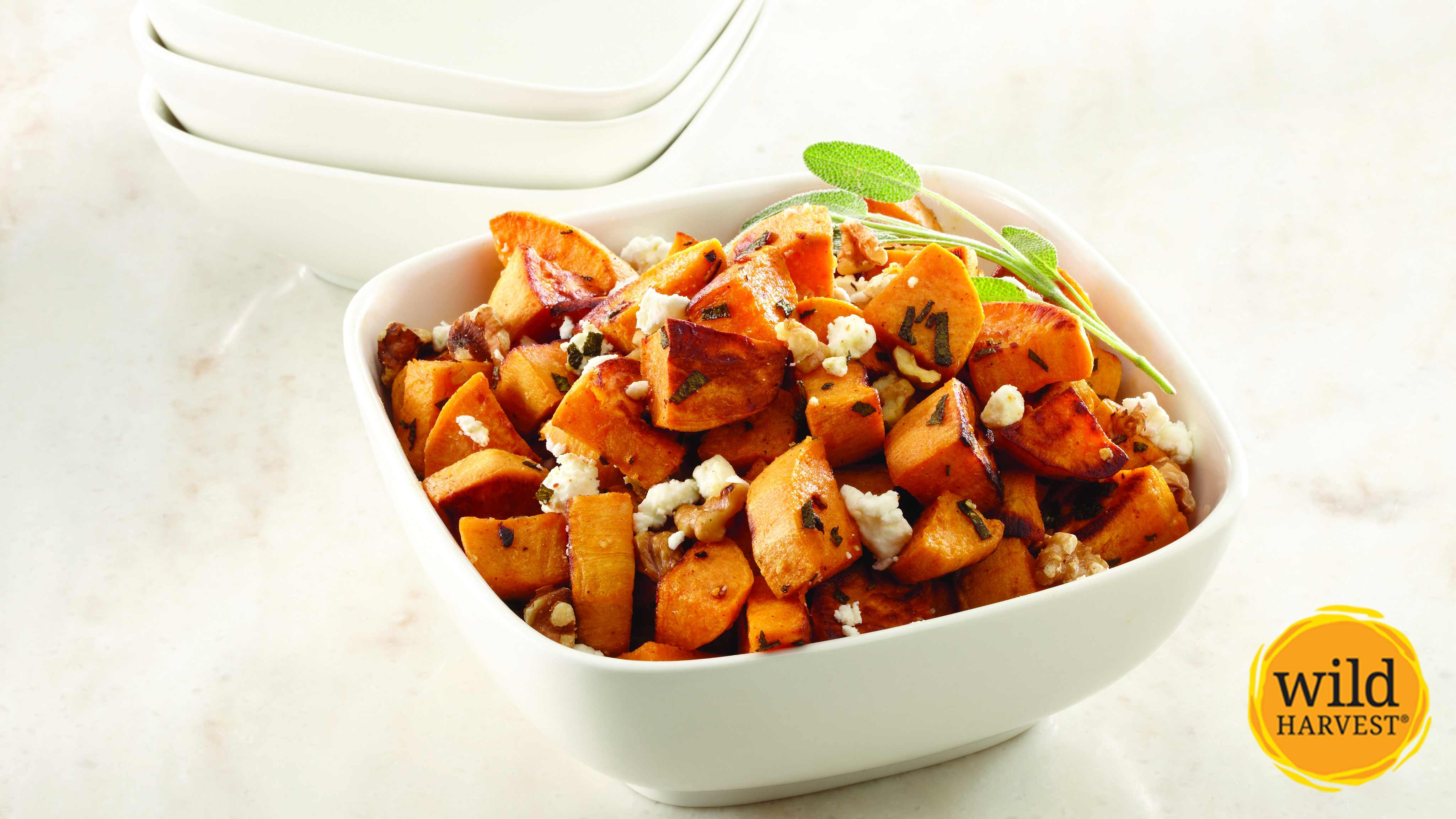 Image for Recipe Roasted Sweet Potatoes