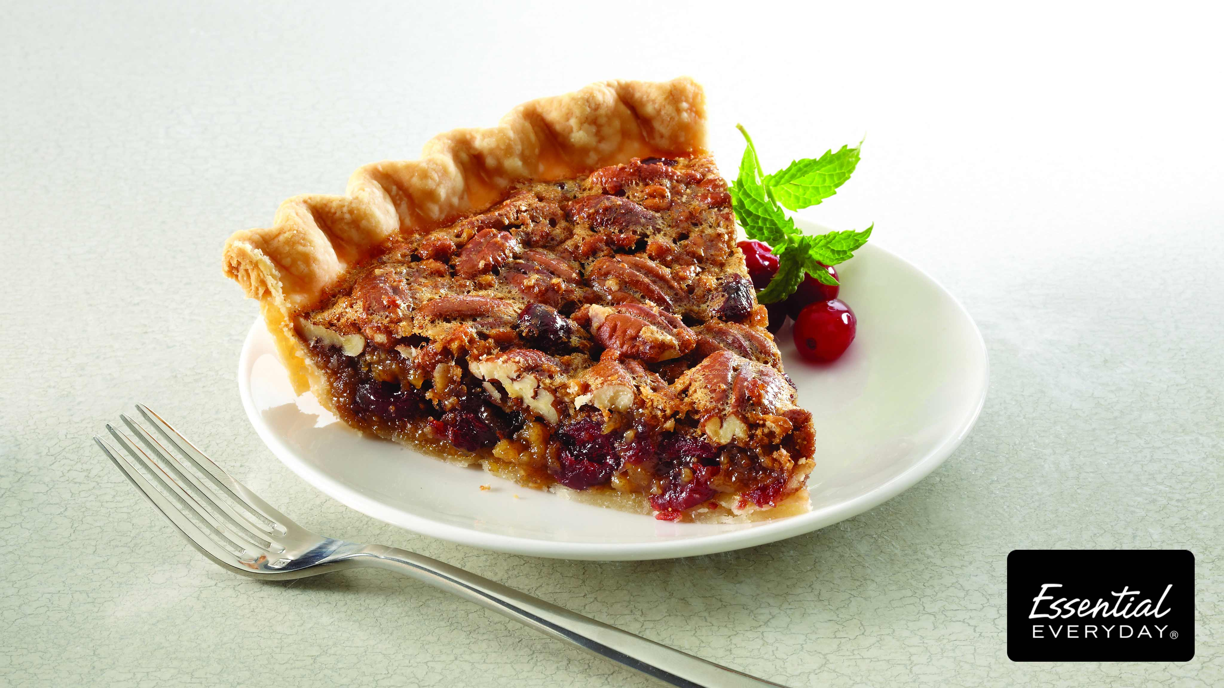 Image for Recipe Cranberry Pecan Pie