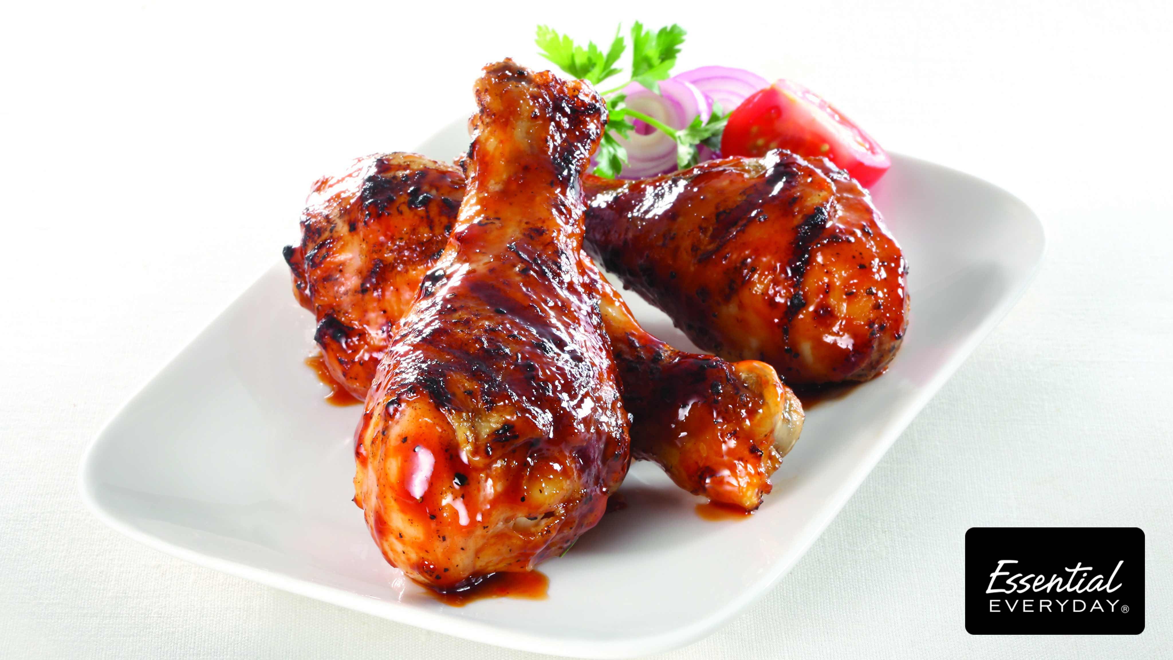 Image for Recipe Glazed Chicken Legs