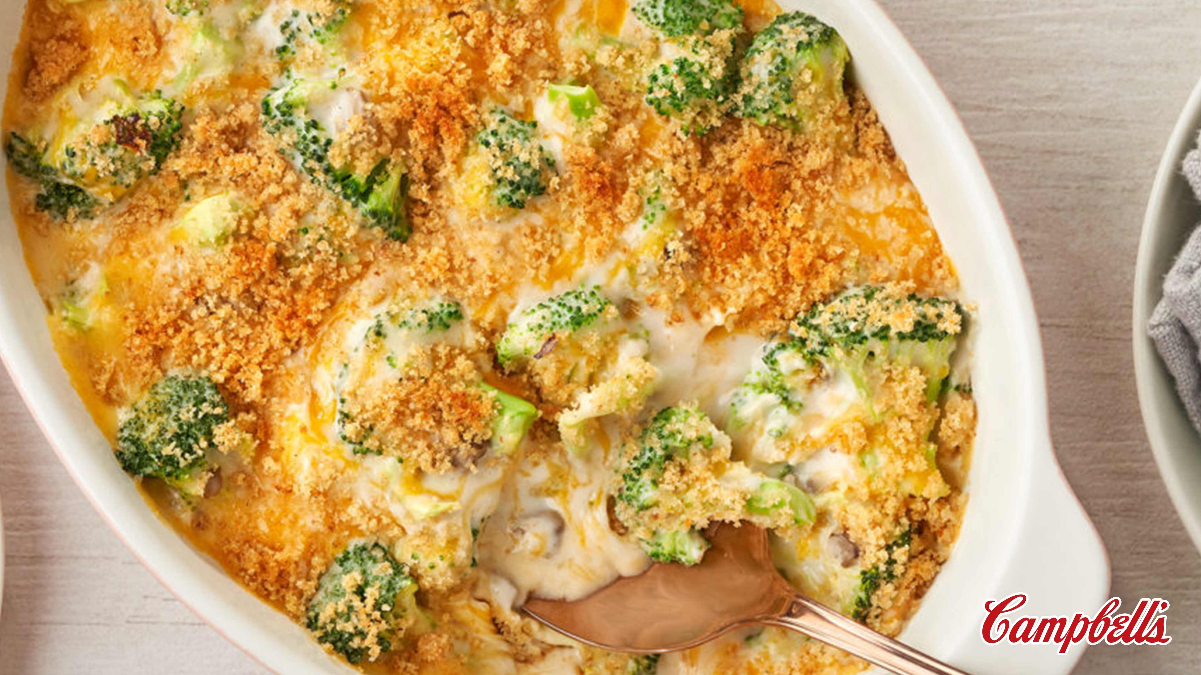 Image for Recipe Broccoli and Cheese Casserole