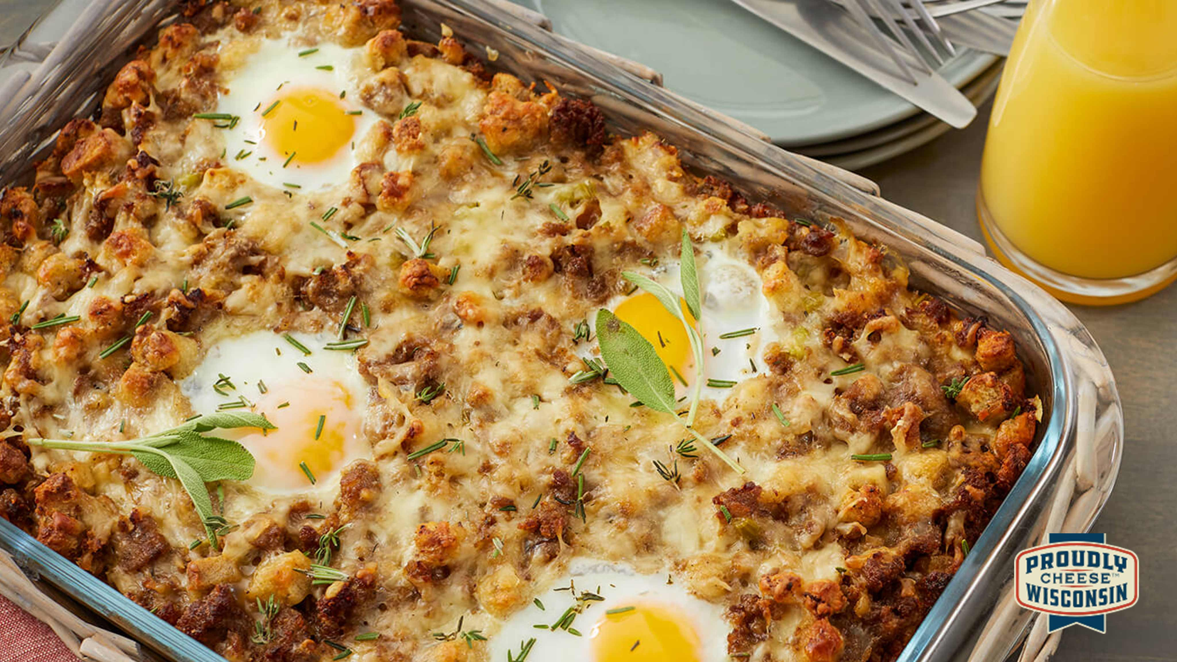 Image for Recipe Black Friday Breakfast Casserole