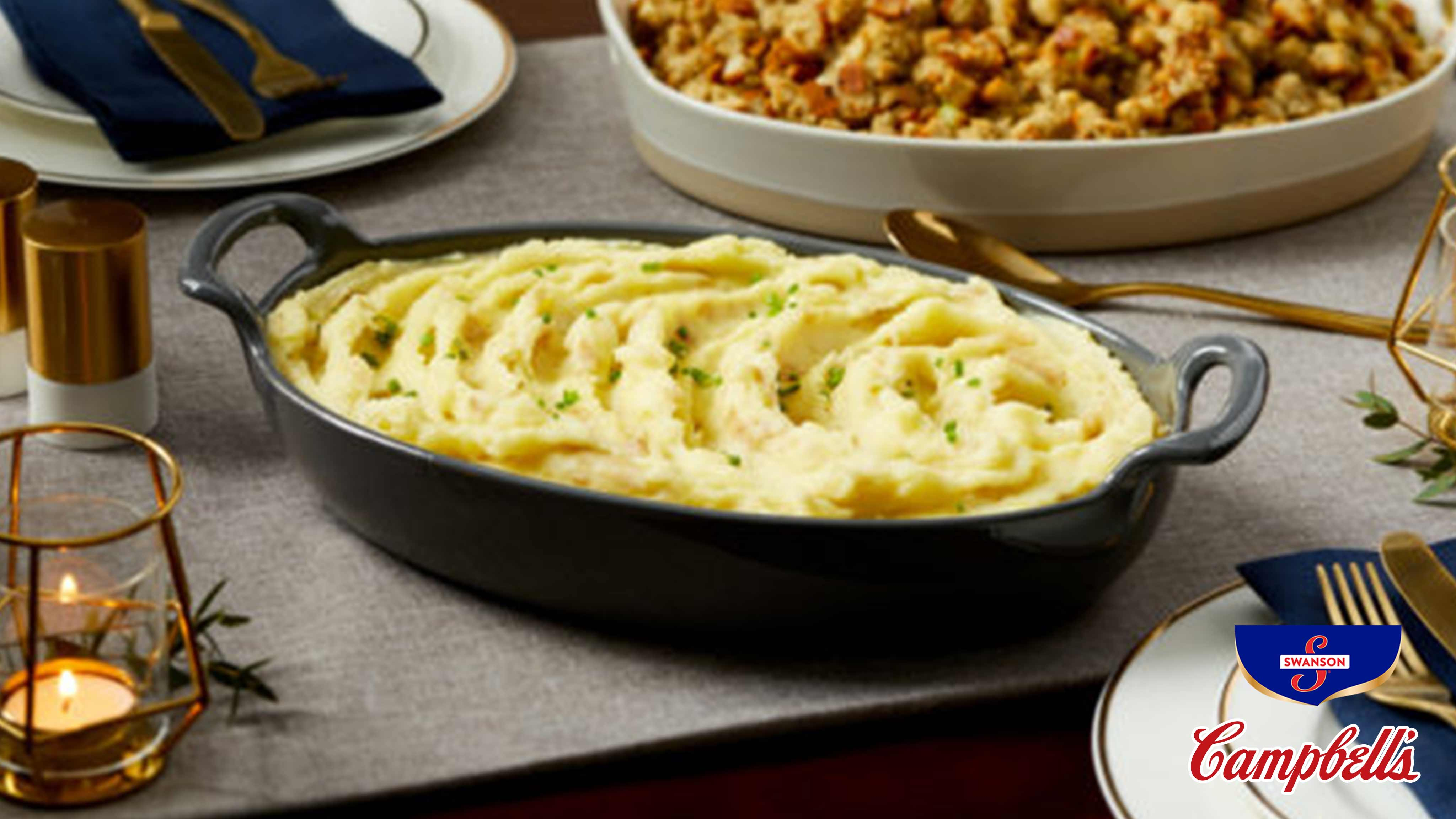 Image for Recipe Ultra Creamy Mashed Potatoes